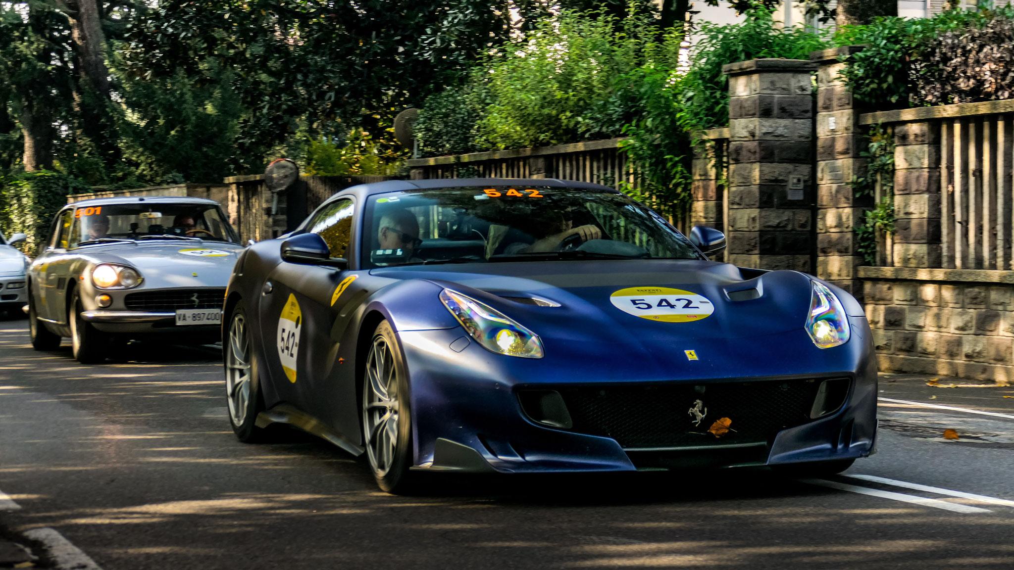 Ferrari F12 TDF - FL-HB-780