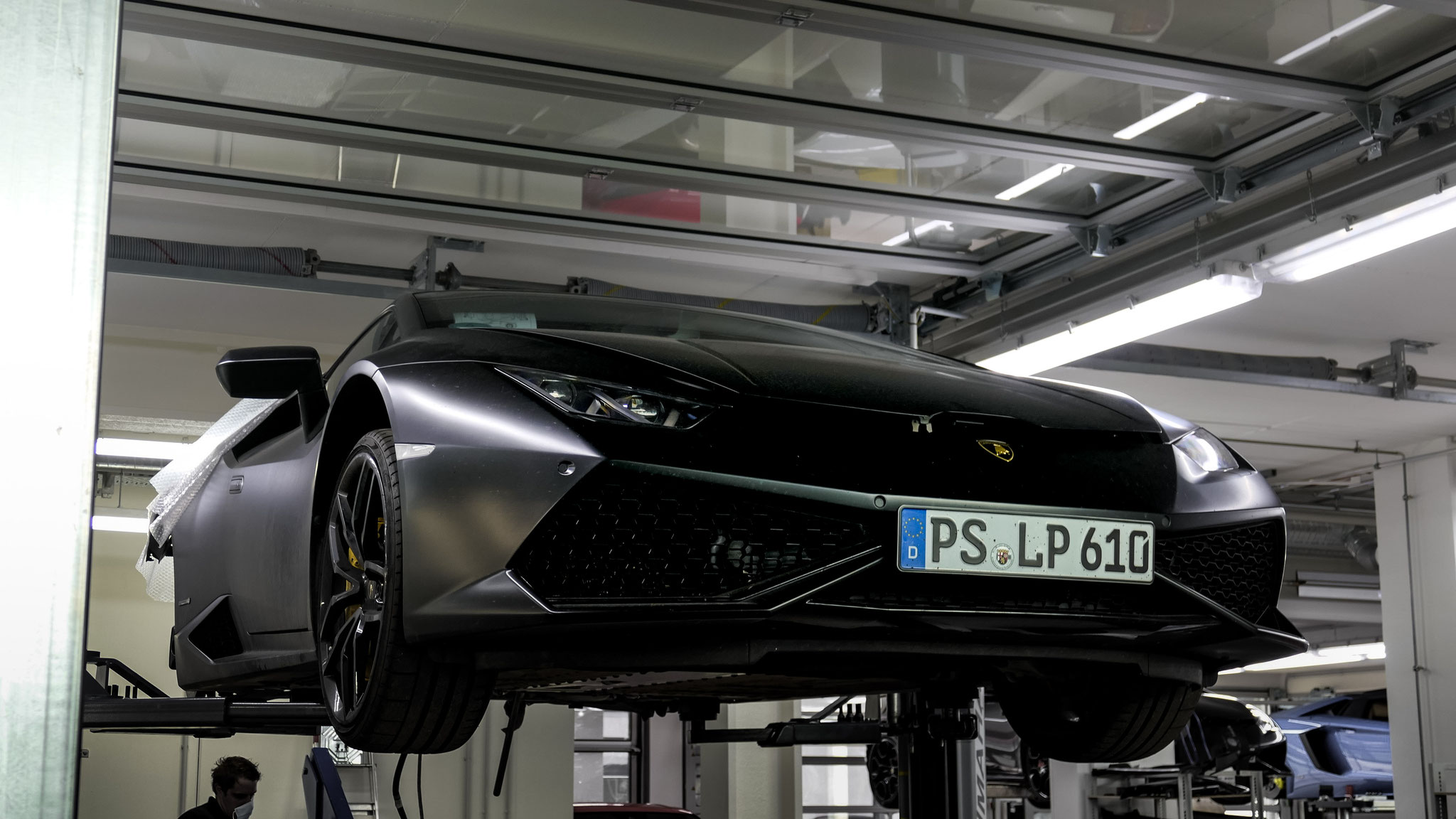 Lamborghini Huracan - PS-LP-610
