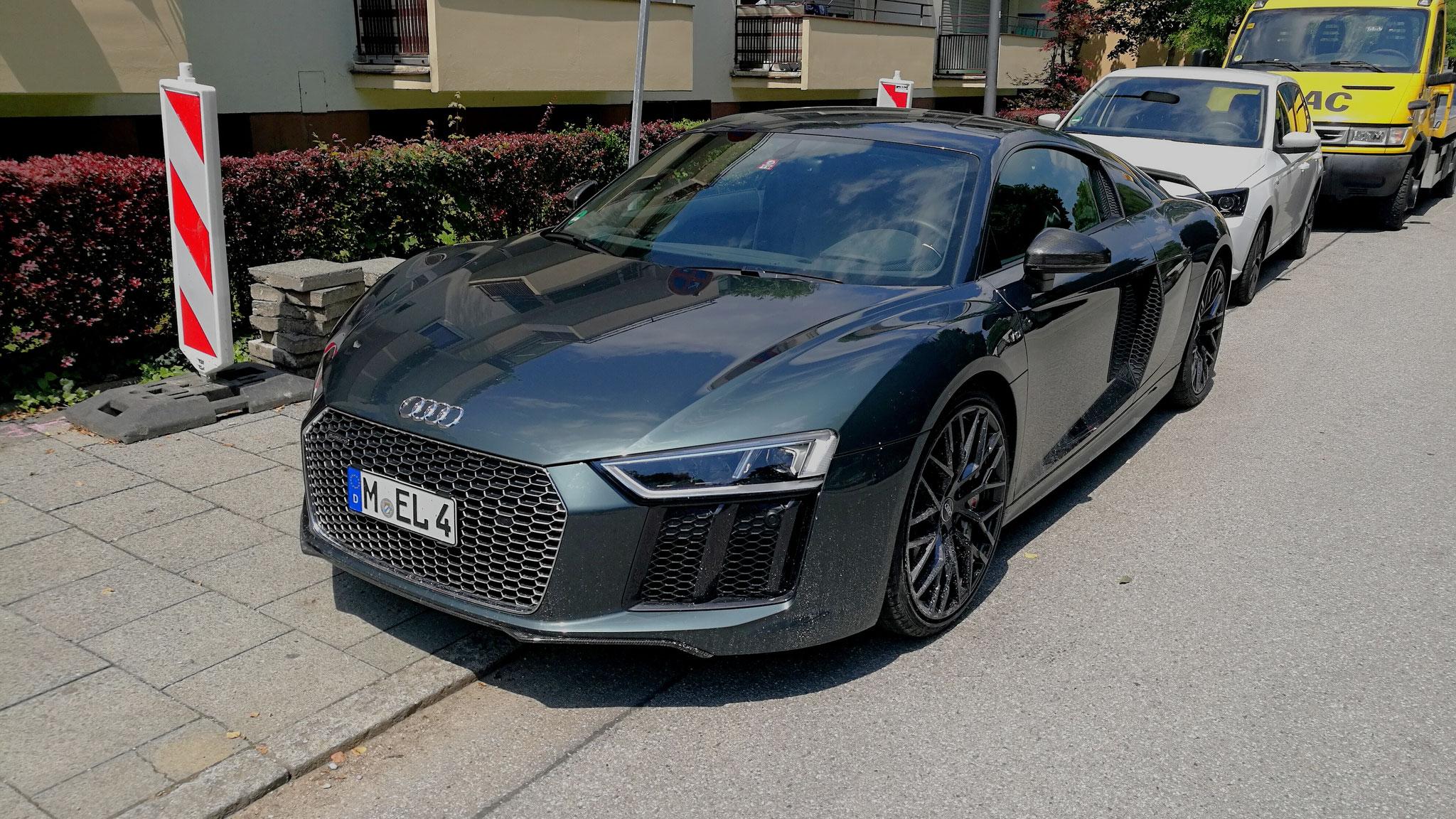 Audi R8 V10 - M-EL-4