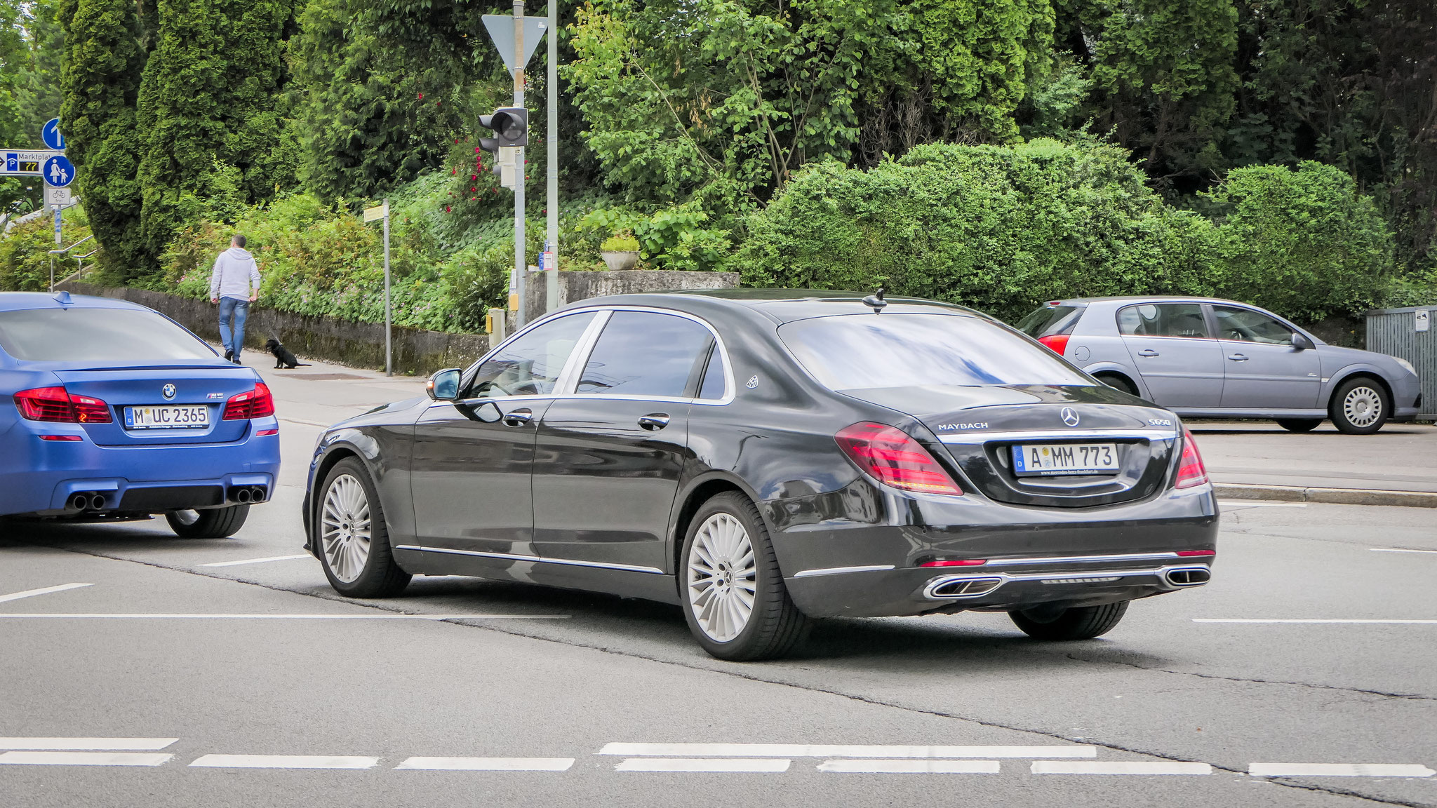 Mercedes Maybach S650 - A-MM-773