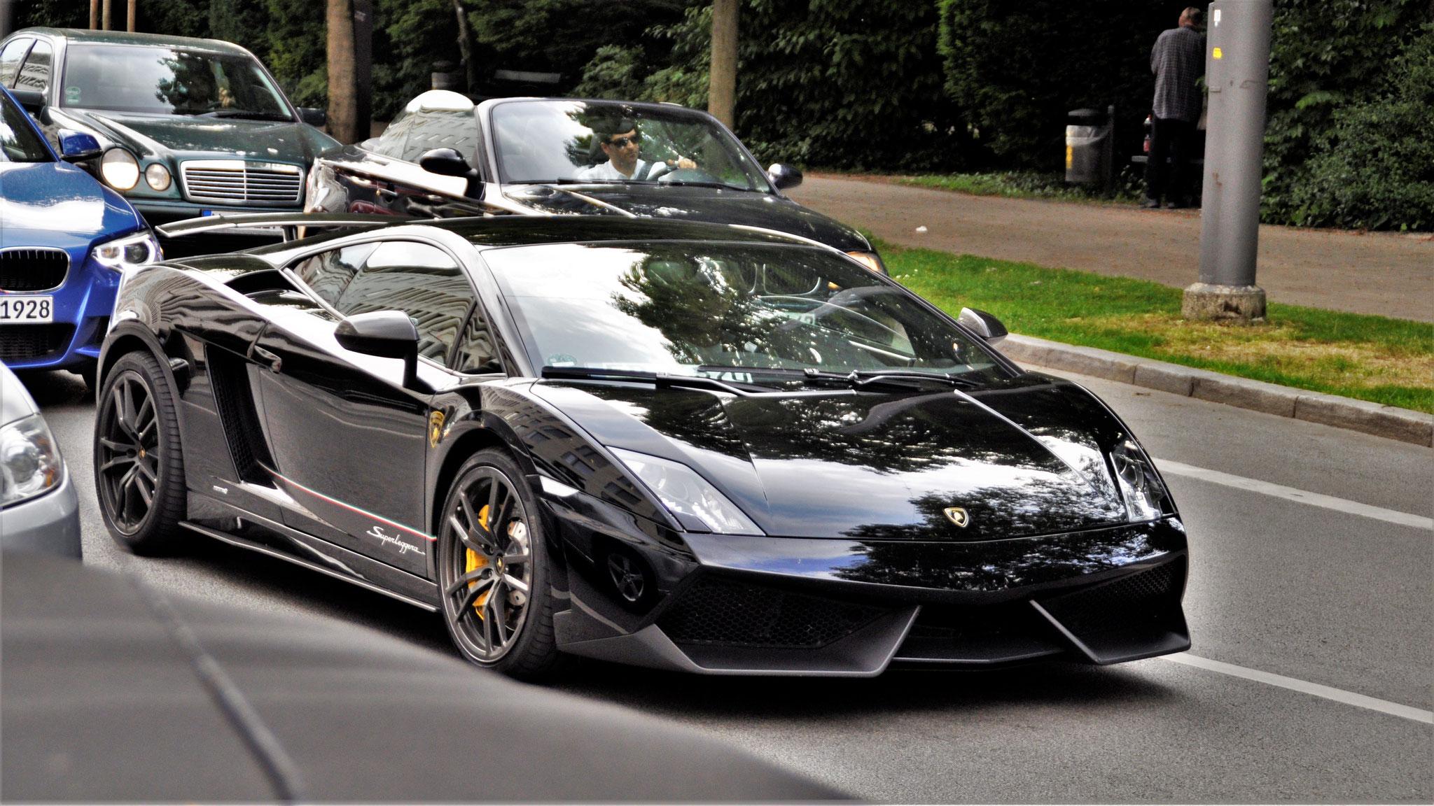 Lamborghini Gallardo Superleggera - ED-X-570