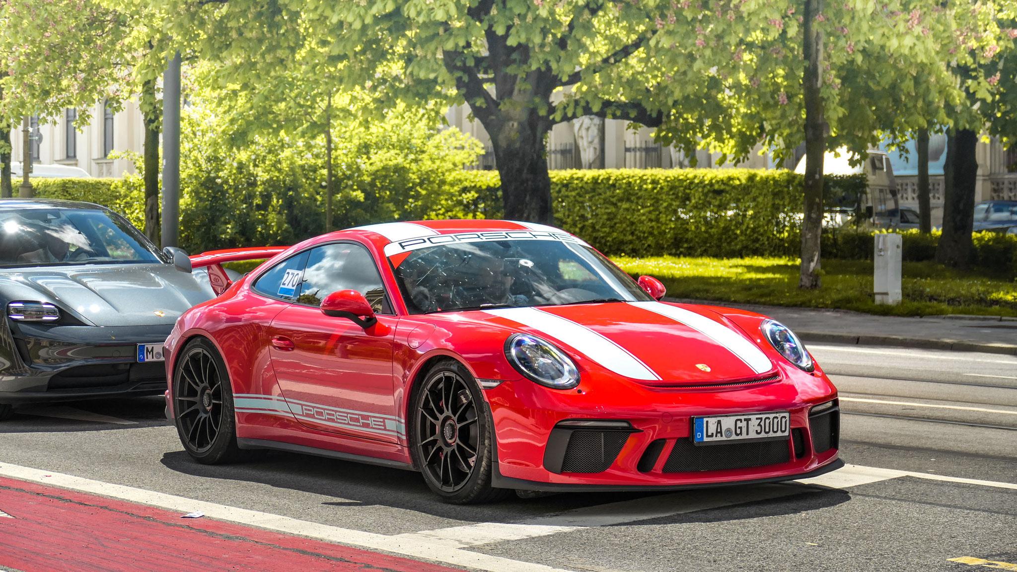 Porsche 991 GT3 - LA-GT-3000