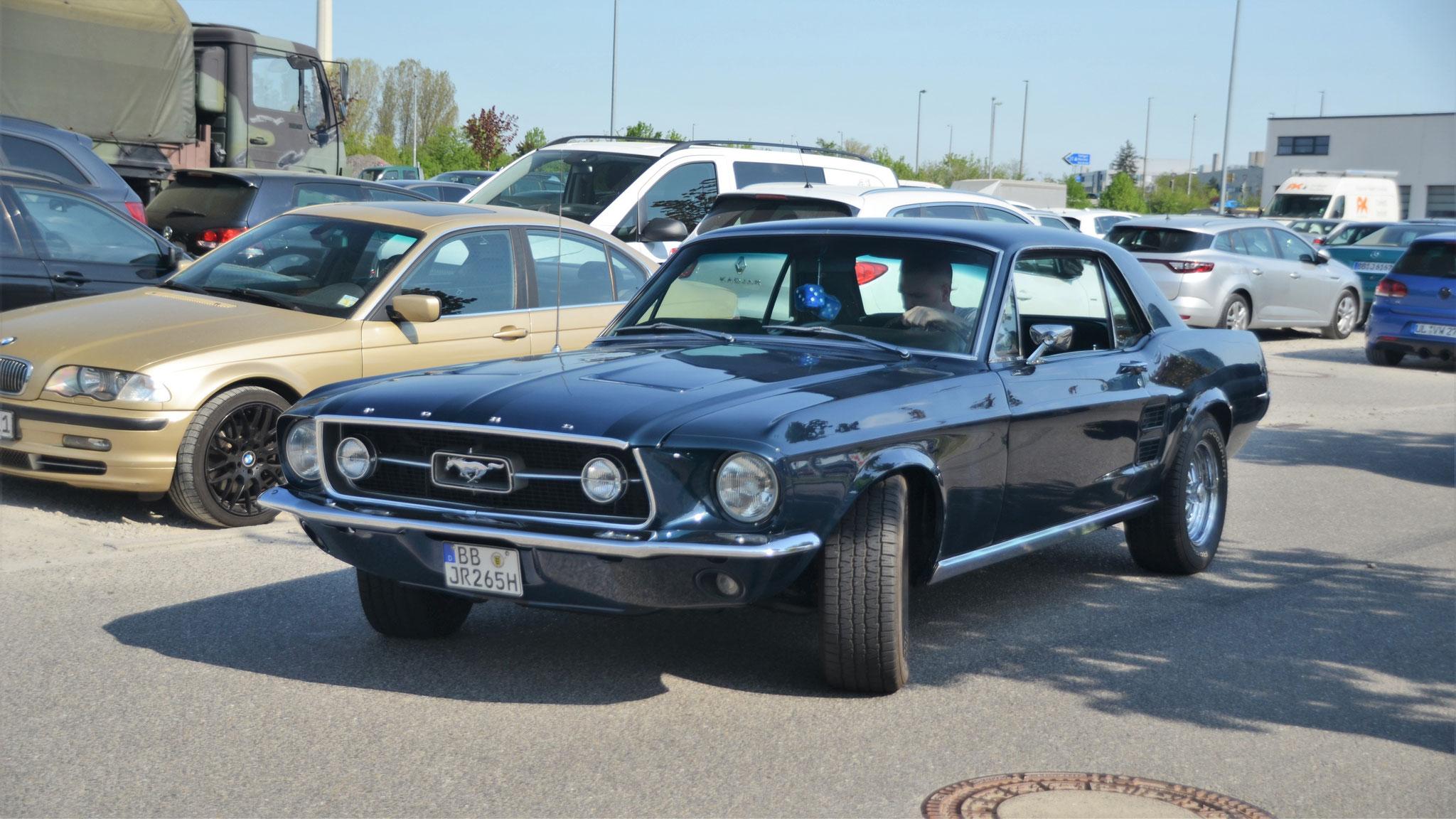 Mustang I - BB-JR-265H