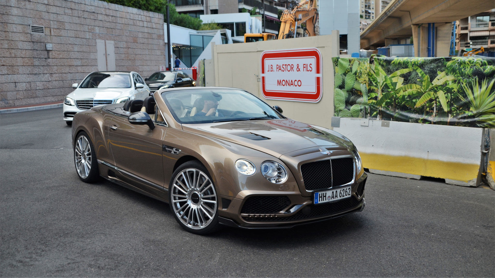 Mansory Continental GTC - HH-AA-6262