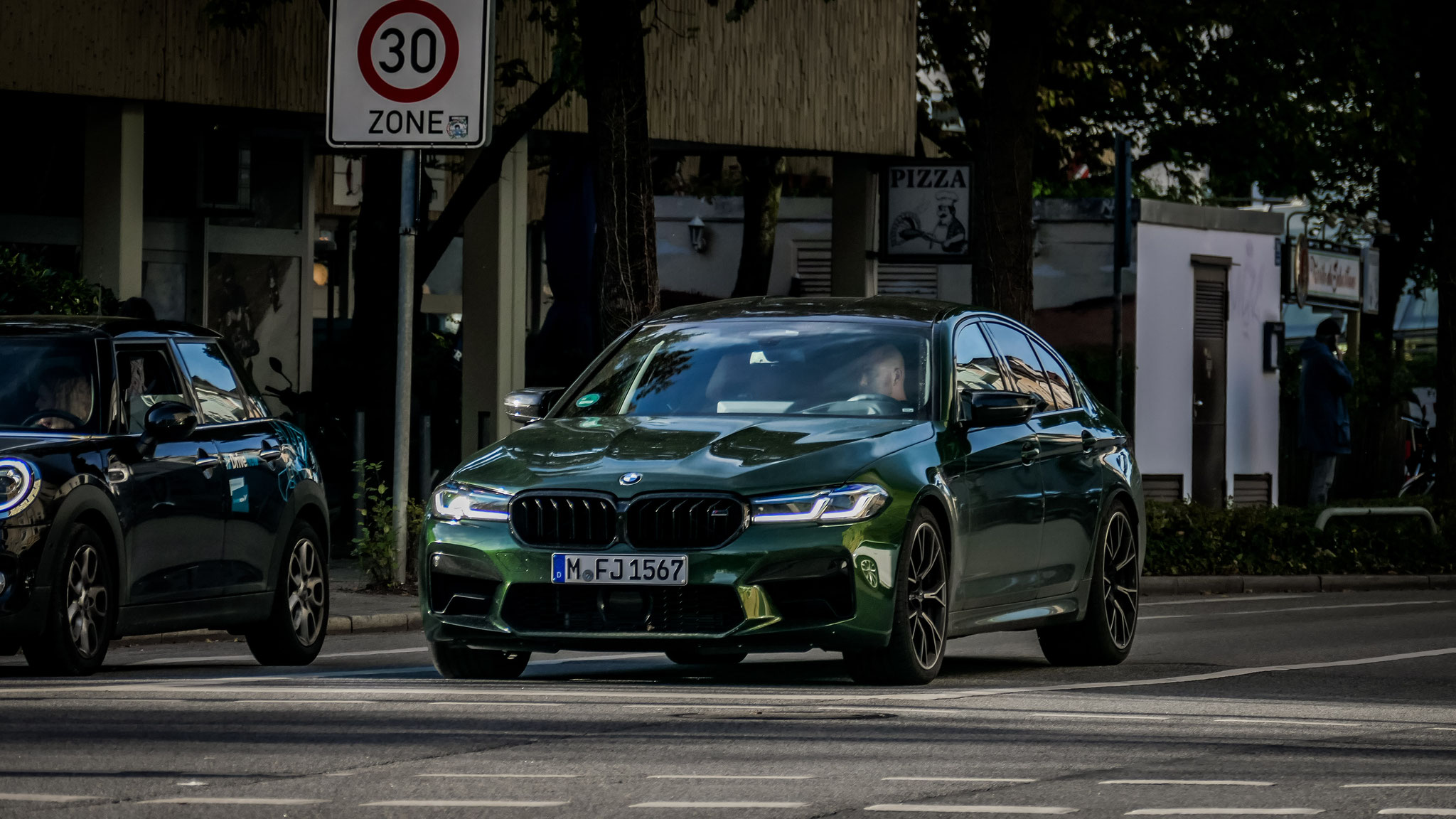 BMW M5 - M-FJ-1567