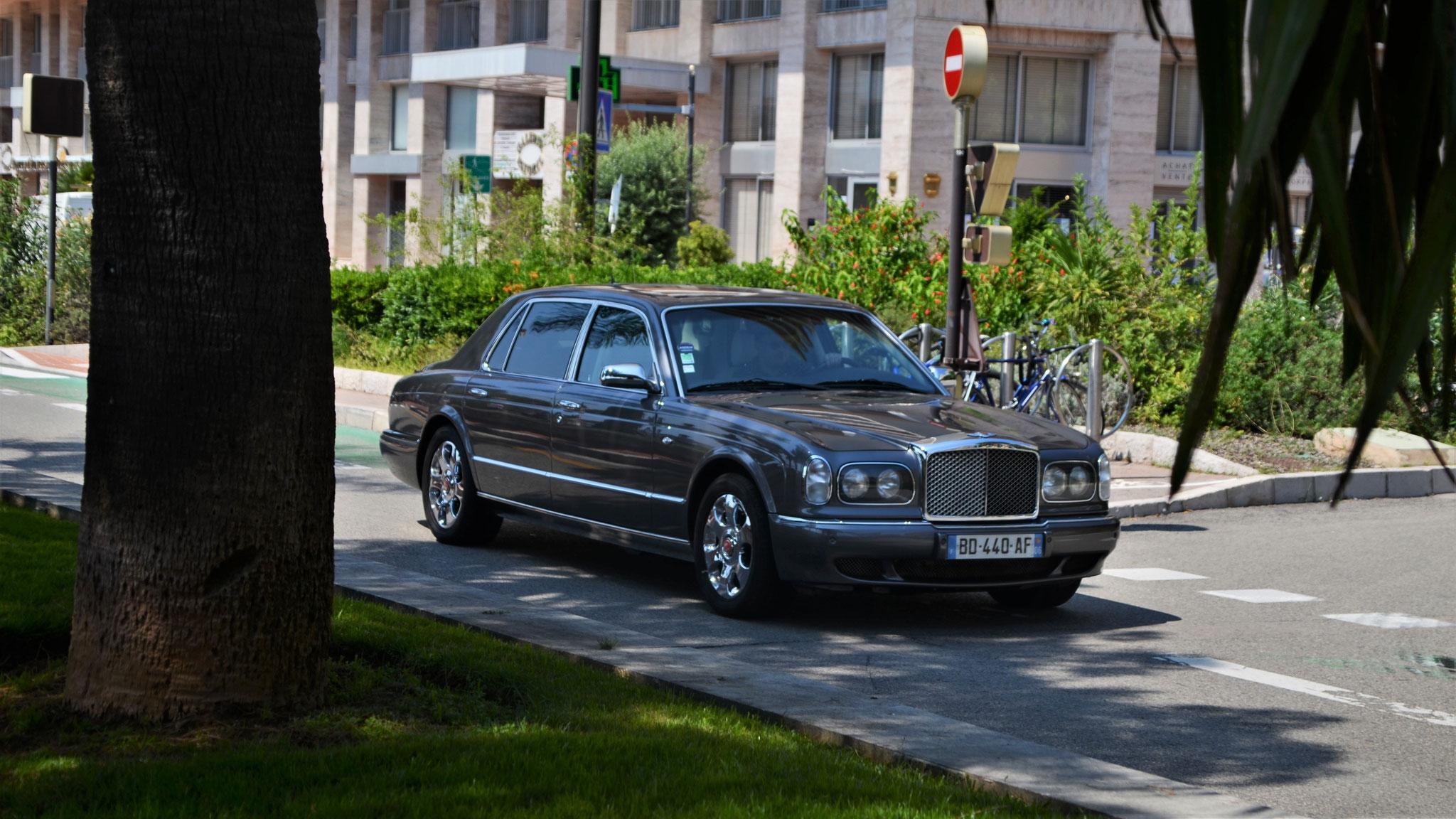 Bentley Arnage - BD-440-AF-06 (FRA)