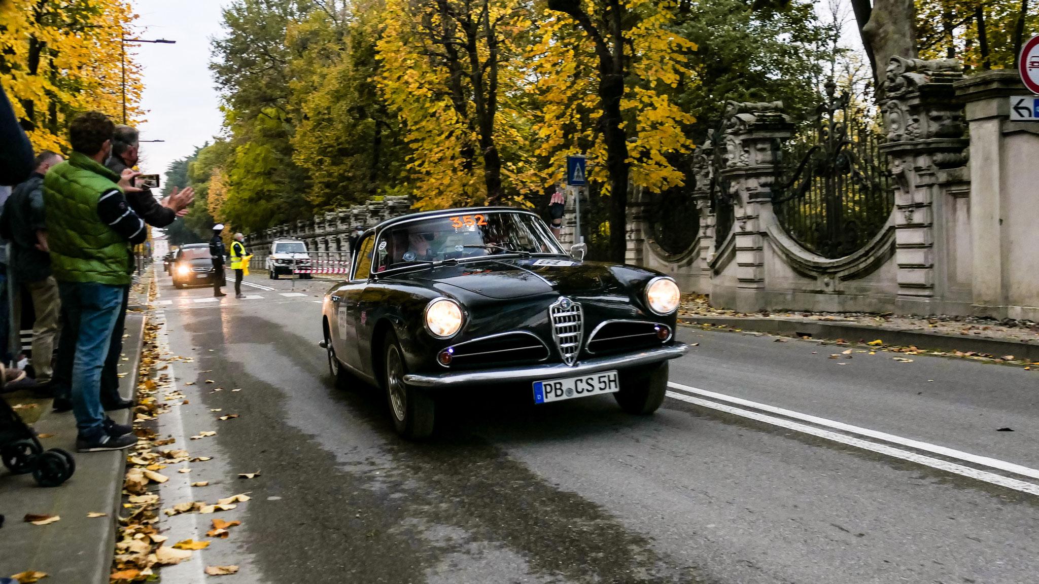 Alfa Romeo 1900C Super Sprint - PB-CS-5H