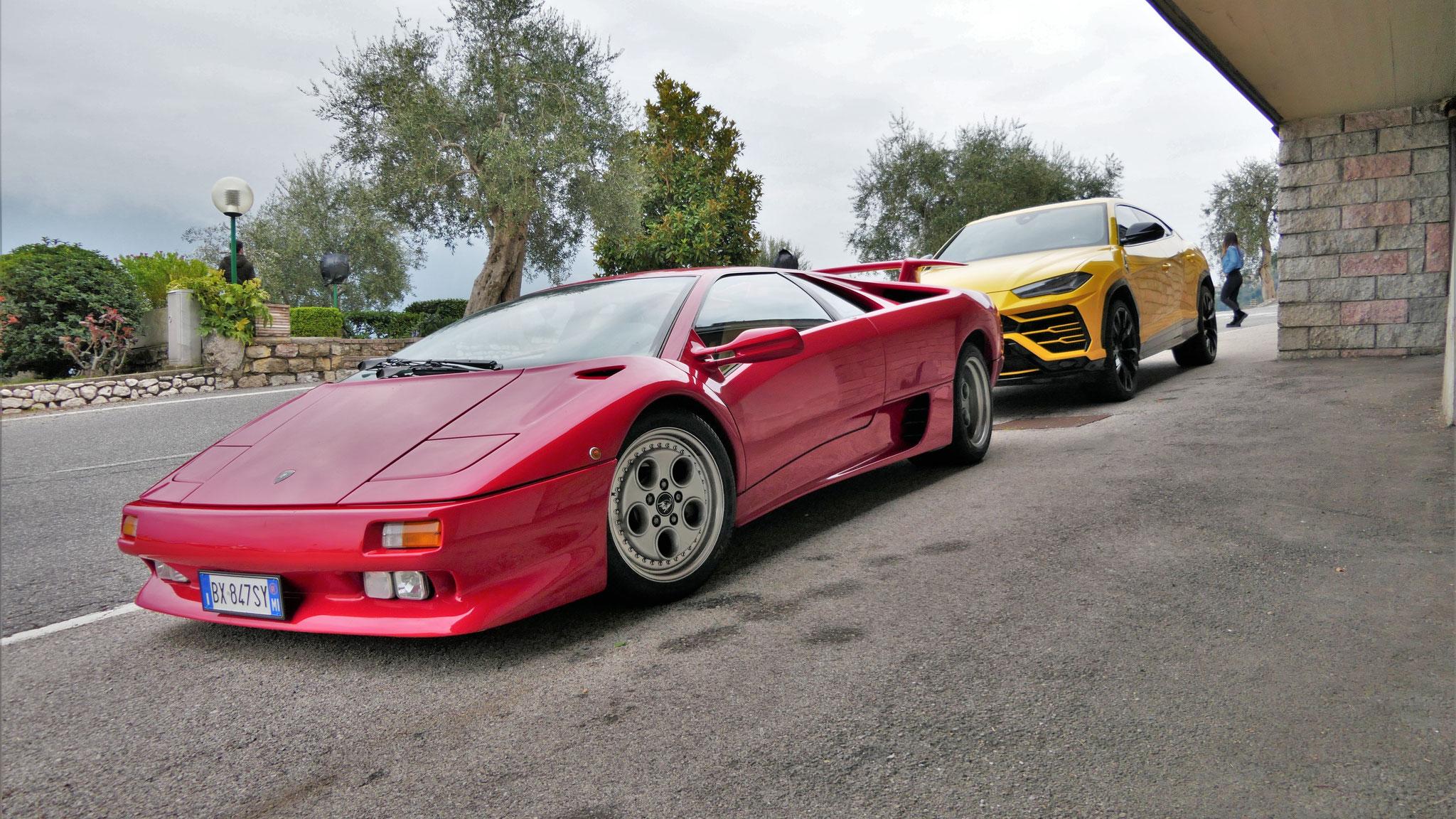 Lamborghini Diablo VT - BX-847-SY (ITA)