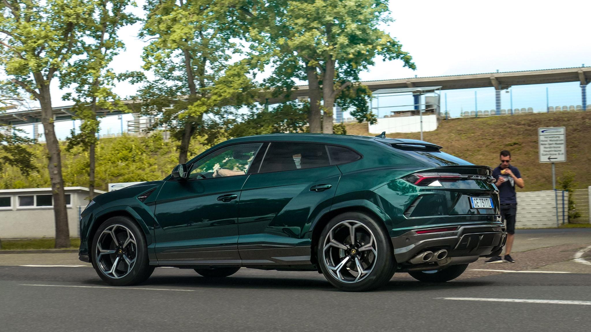 Lamborghini Urus - GE-731-TL (ITA)