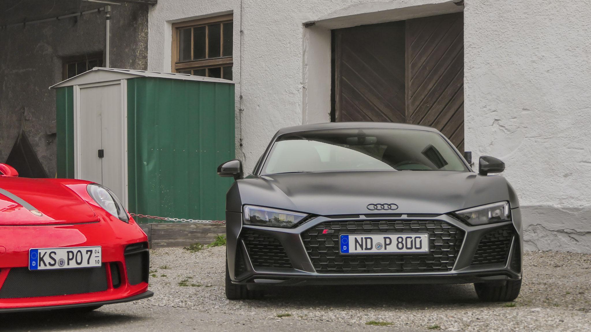 Audi R8 V10 - ND-P-800