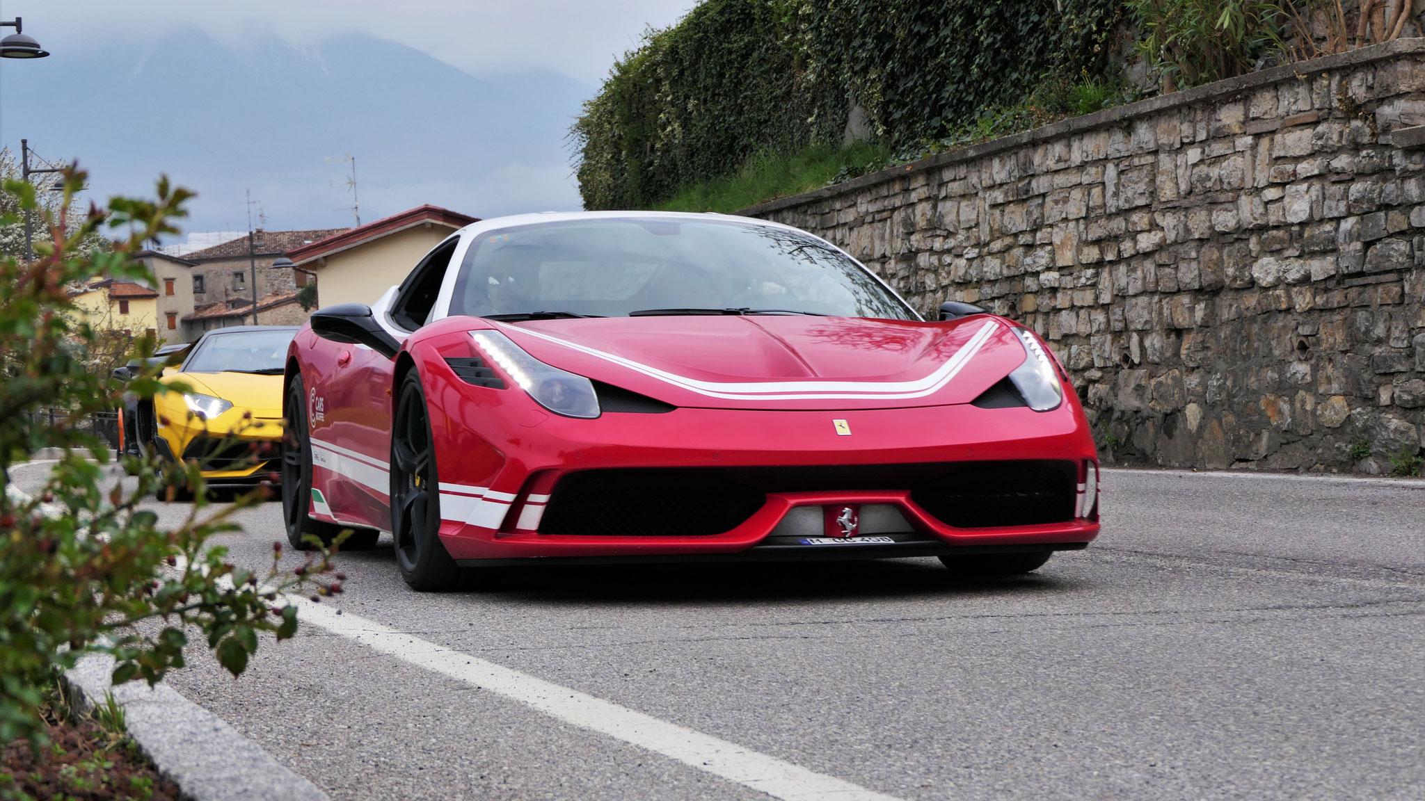 Ferrari 458 Speciale - M-CC-458