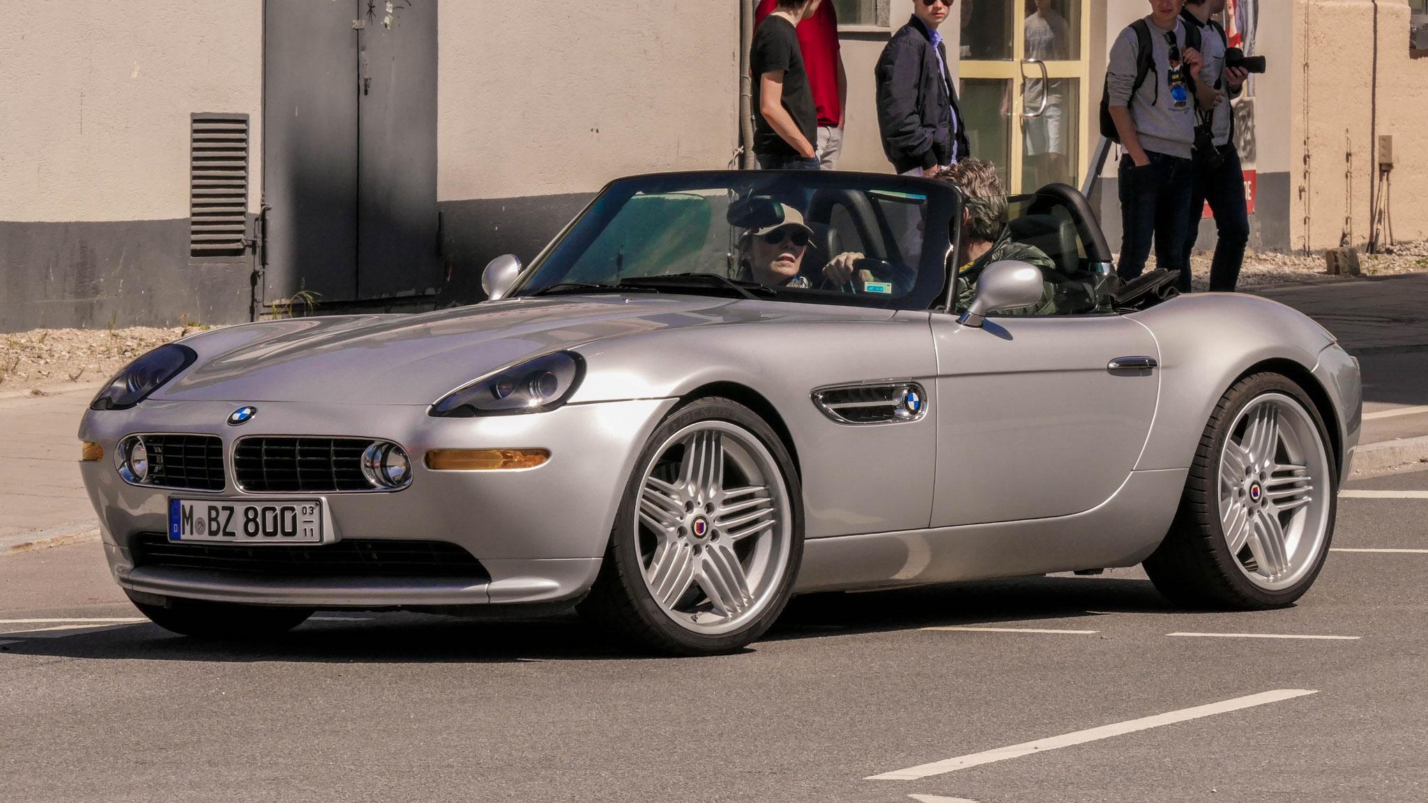BMW Z8 - M-BZ-800