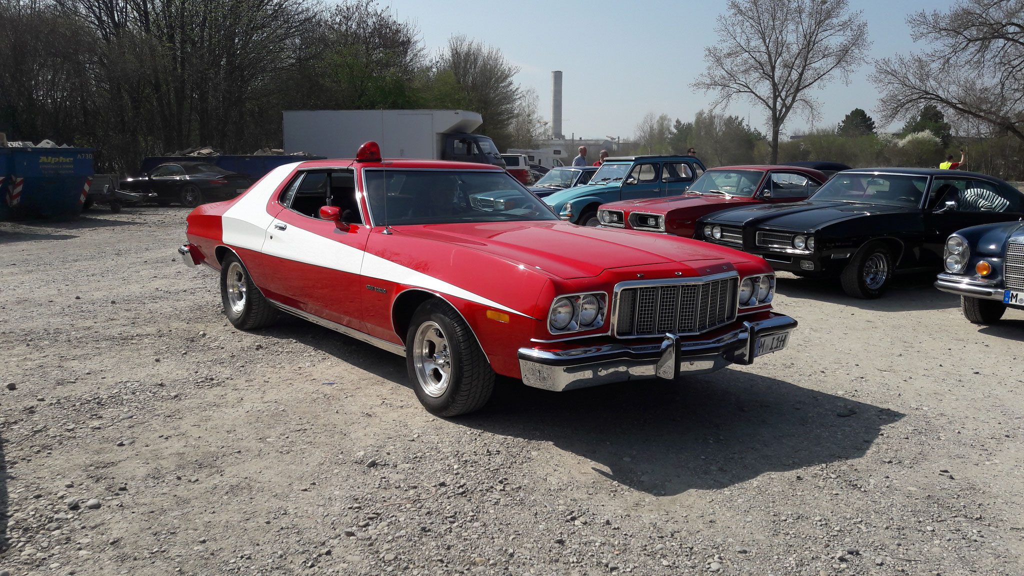 Ford Gran Torino (Starsky and Hutch) - M-I-1H