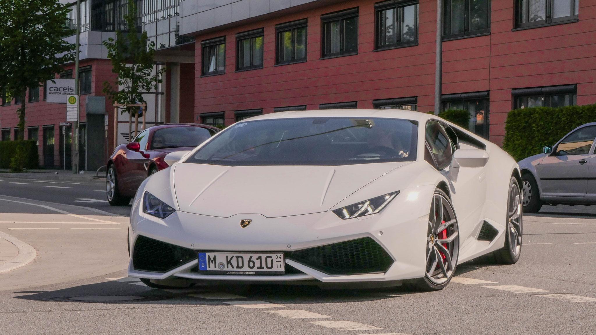 Lamborghini Huracan - M-KD-610