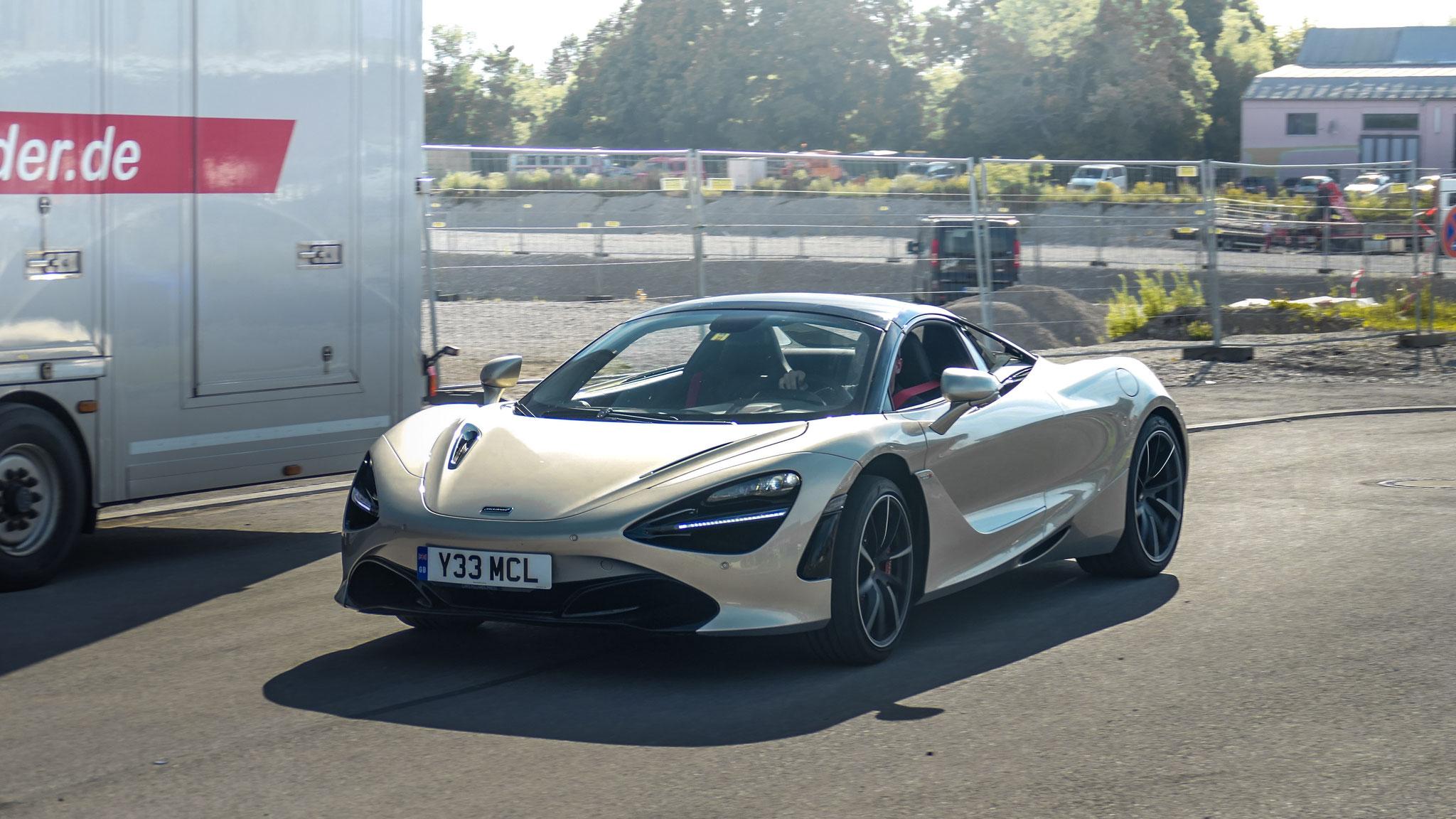 McLaren 720S - Y33-MCL (GB)