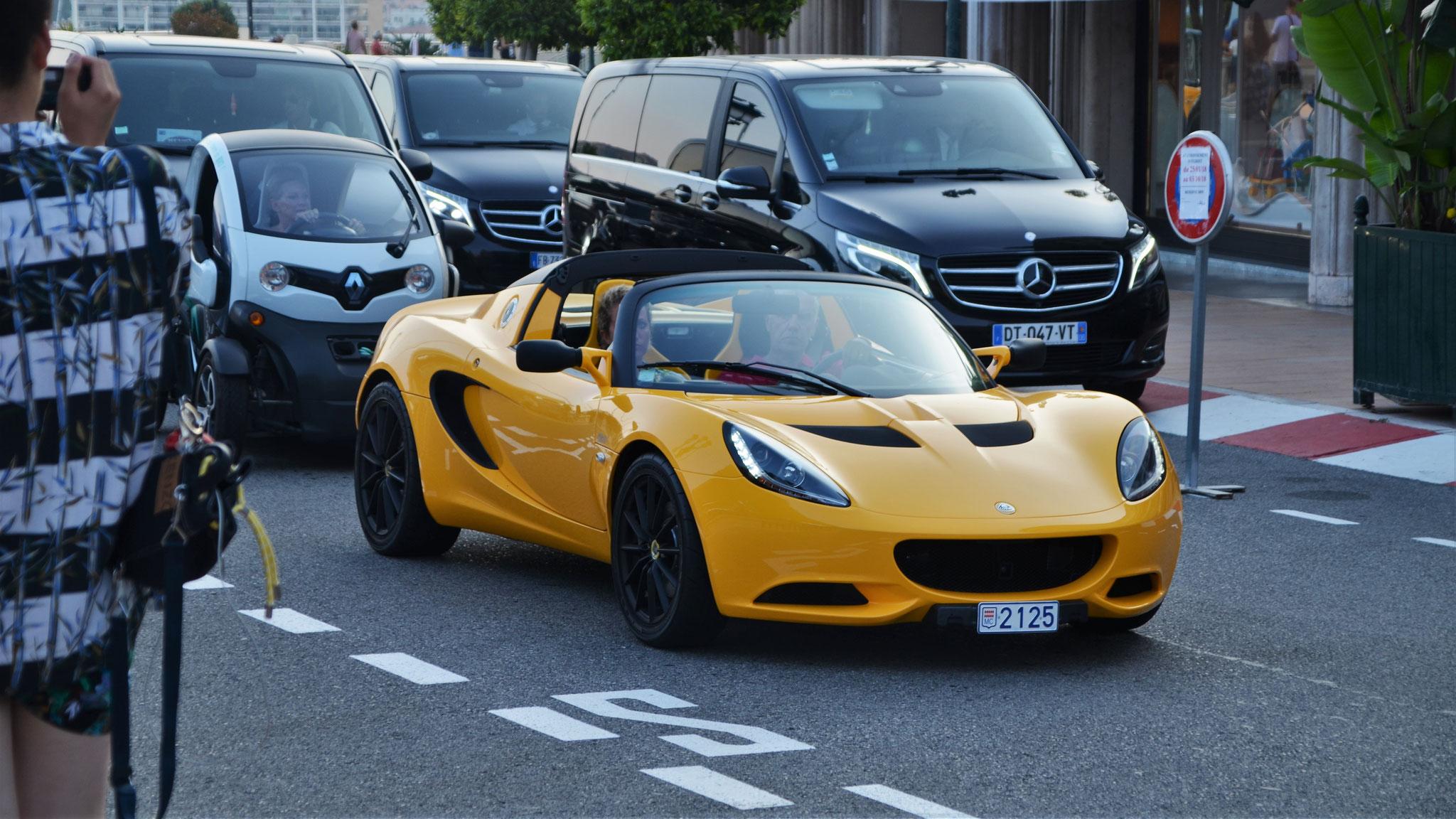 Lotus Elise S3 - 2125 (MC)