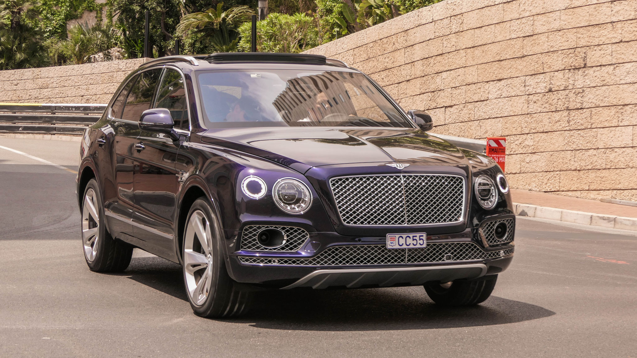 Bentley Bentayga - CC55 (MC)