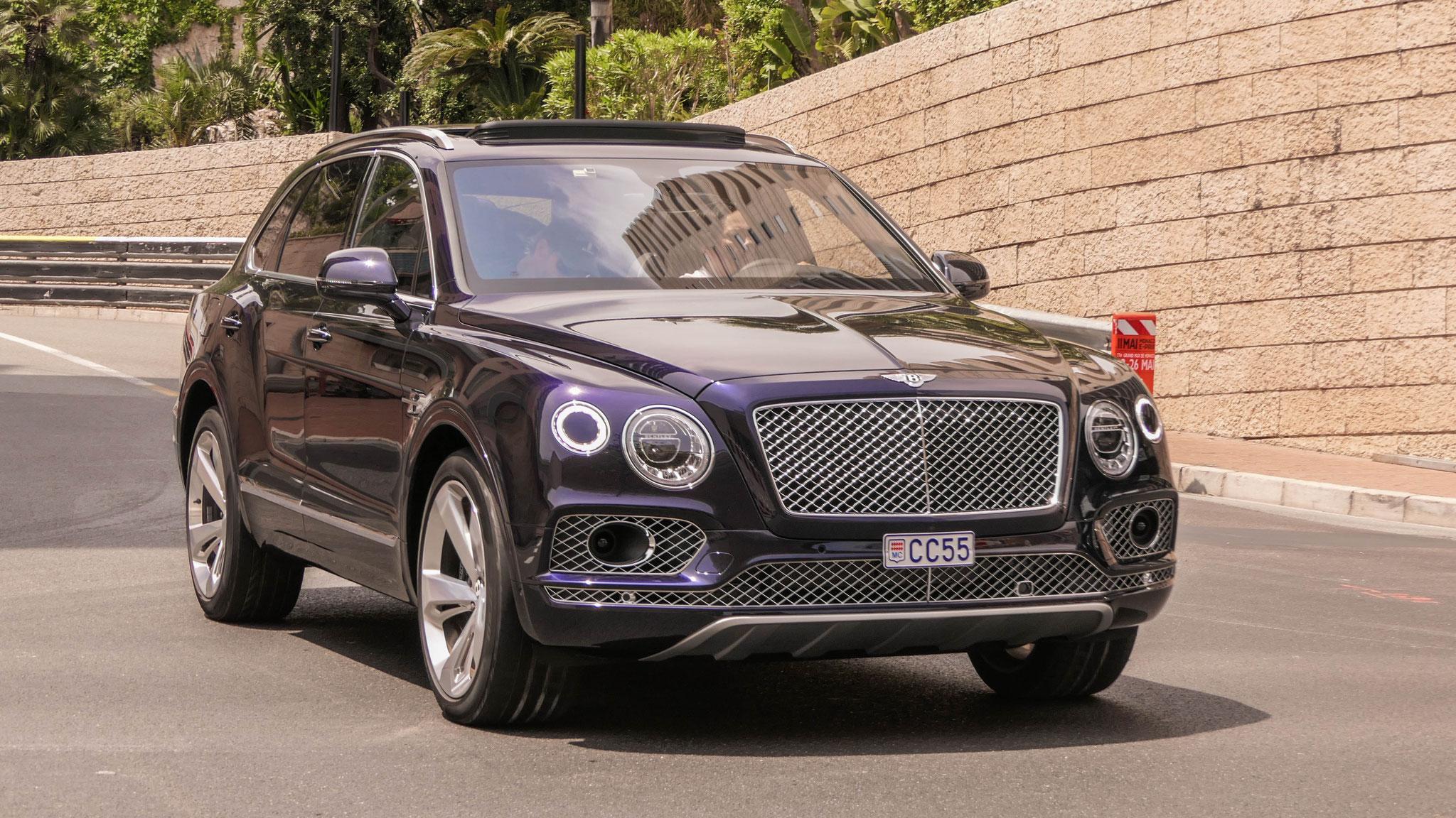 Bentley Bentayga - CC55 (MC)