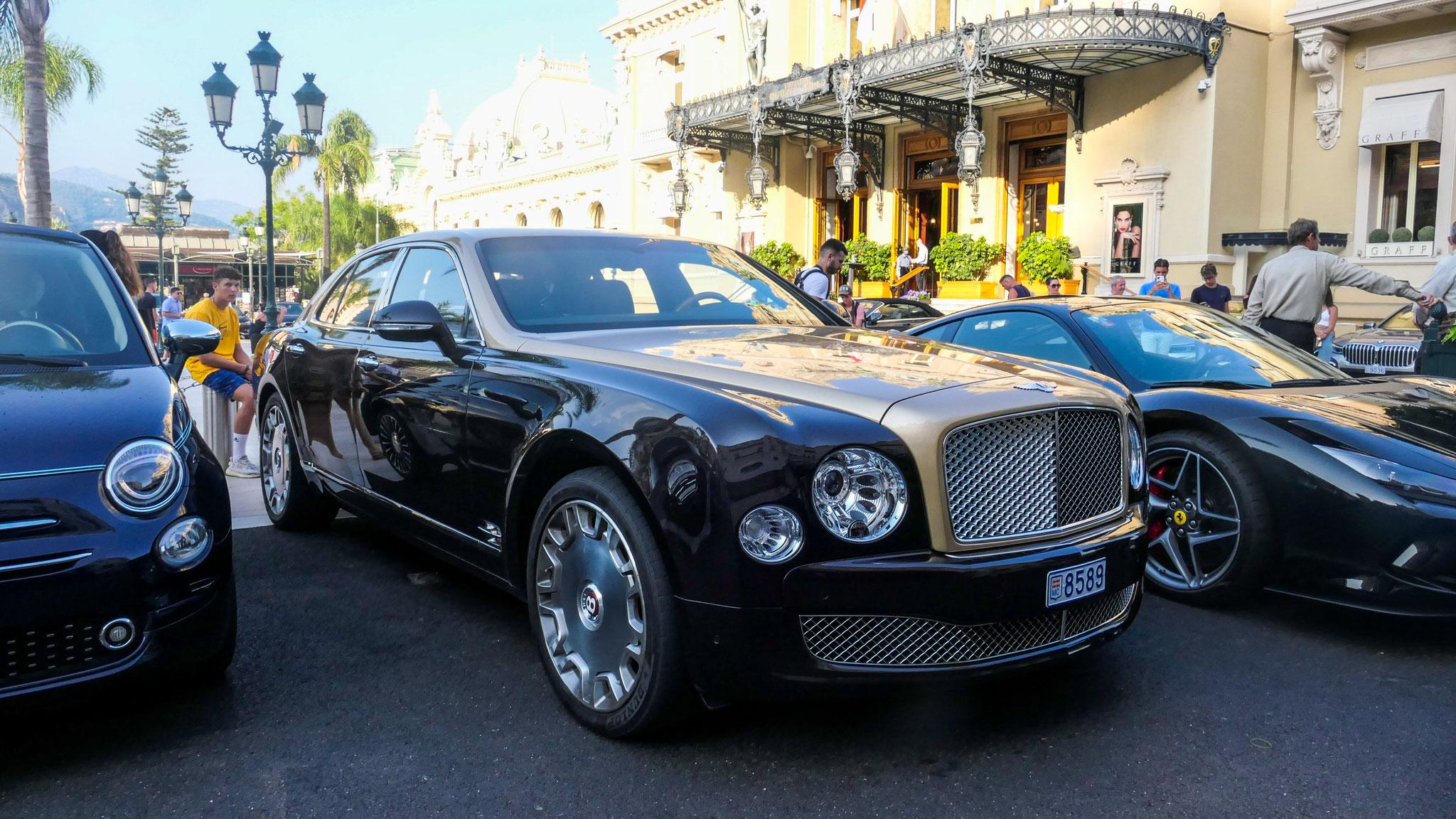 Bentley Mulsanne - 8589 (MC)