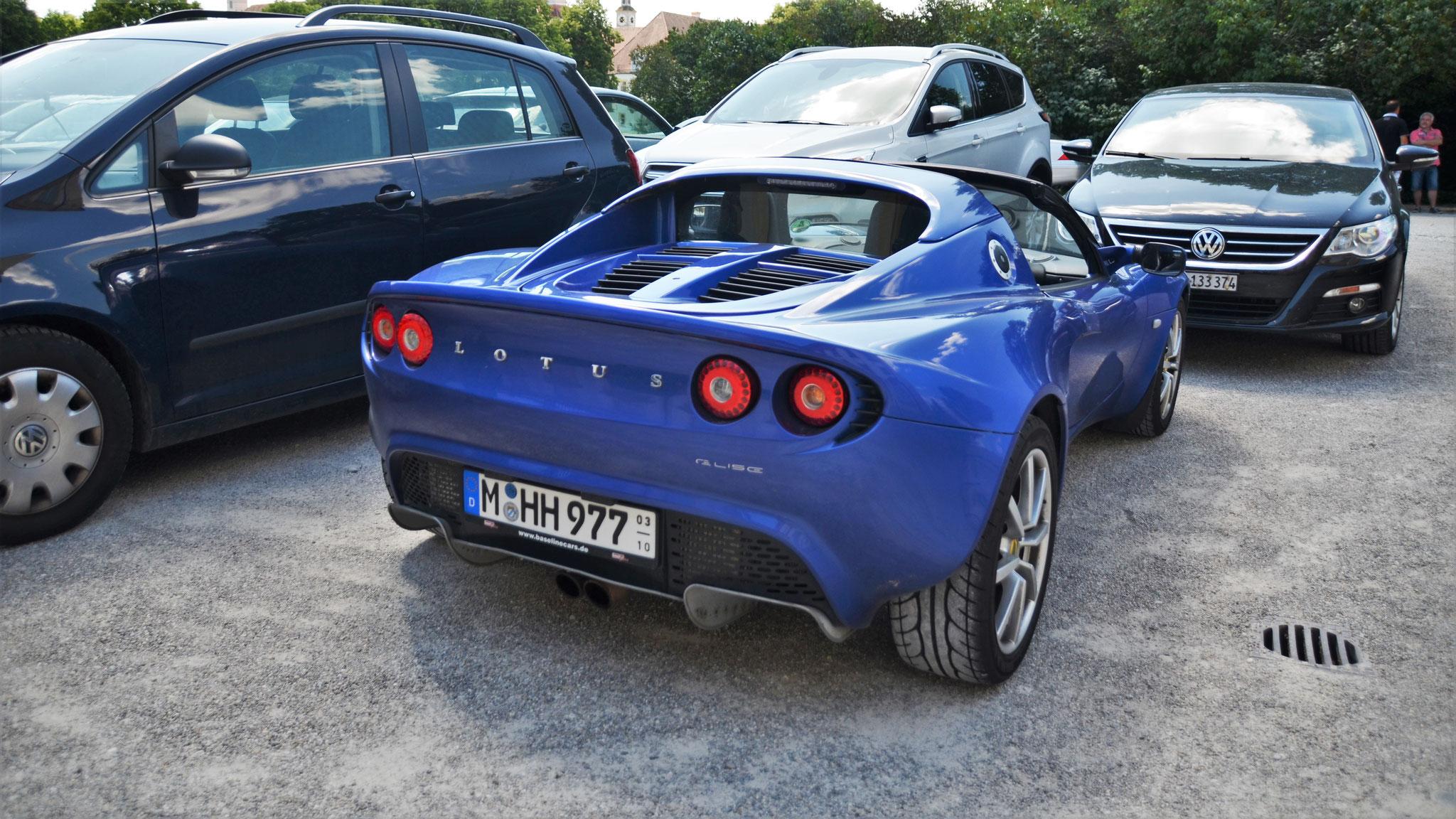 Lotus Elise S2 - M-HH-977