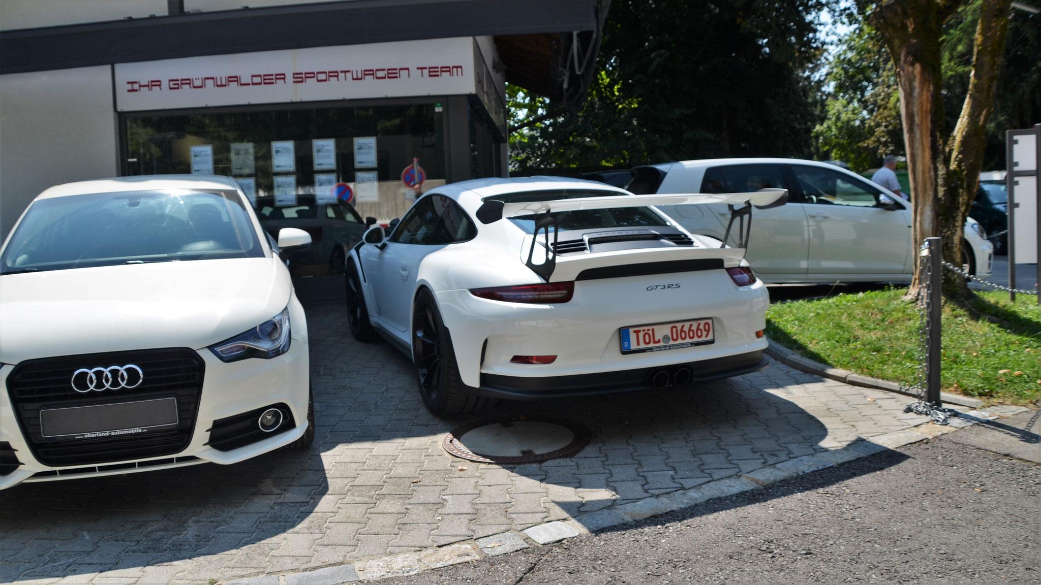 Porsche 911 GT3 RS - TÖL-06669