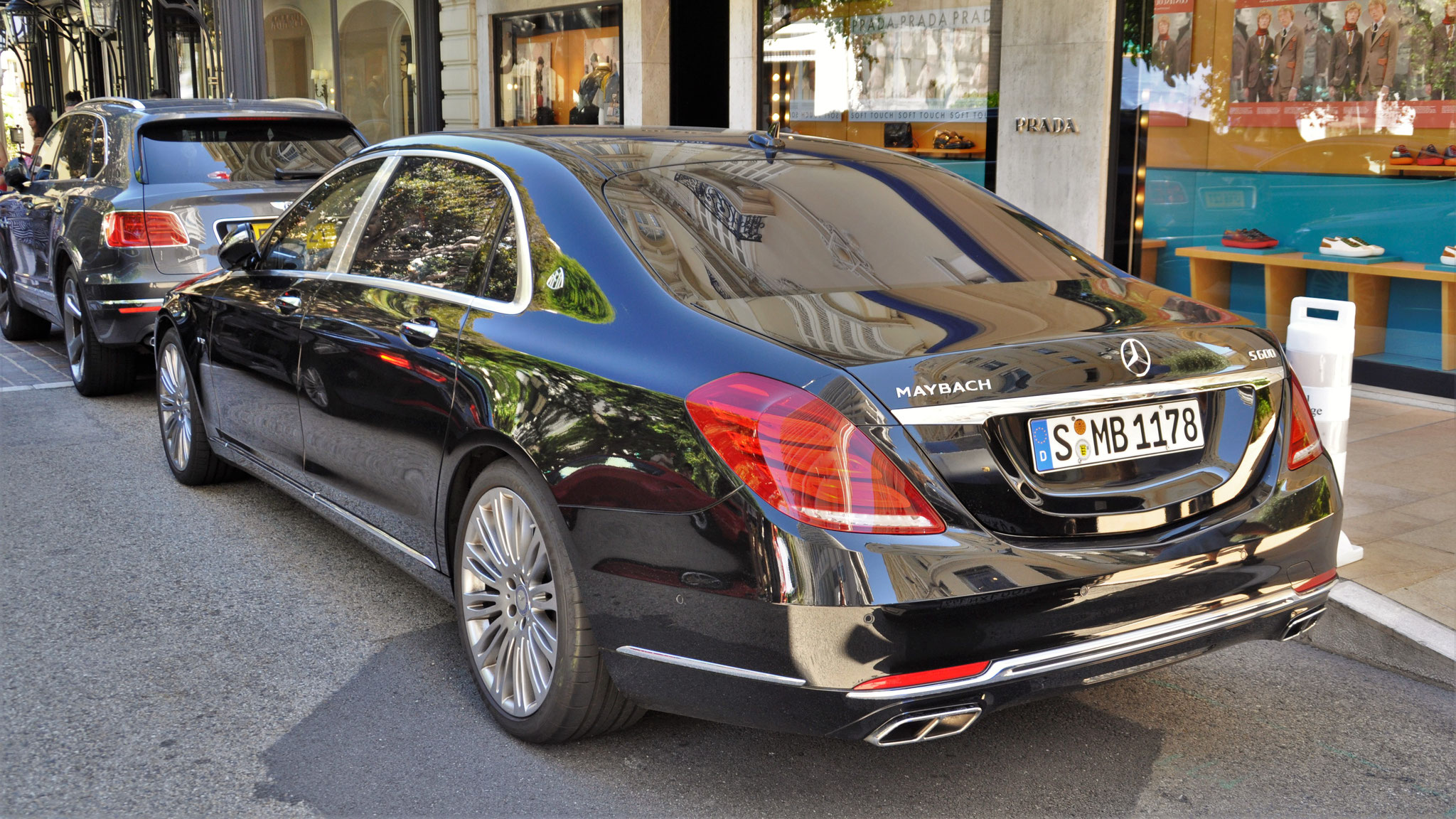 Mercedes Maybach S600 - S-MB-1178
