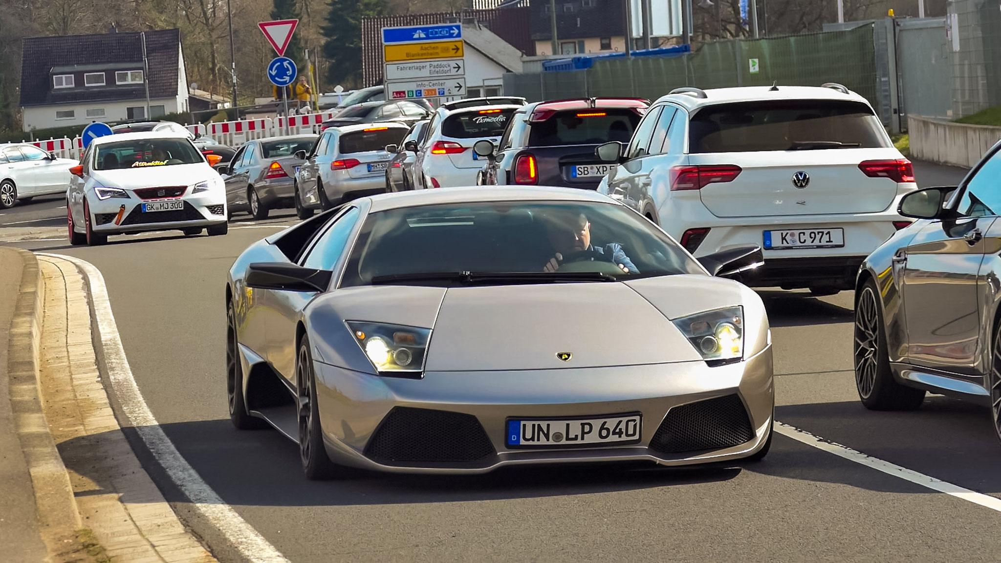 Lamborghini Murcielago - UN-LP-640