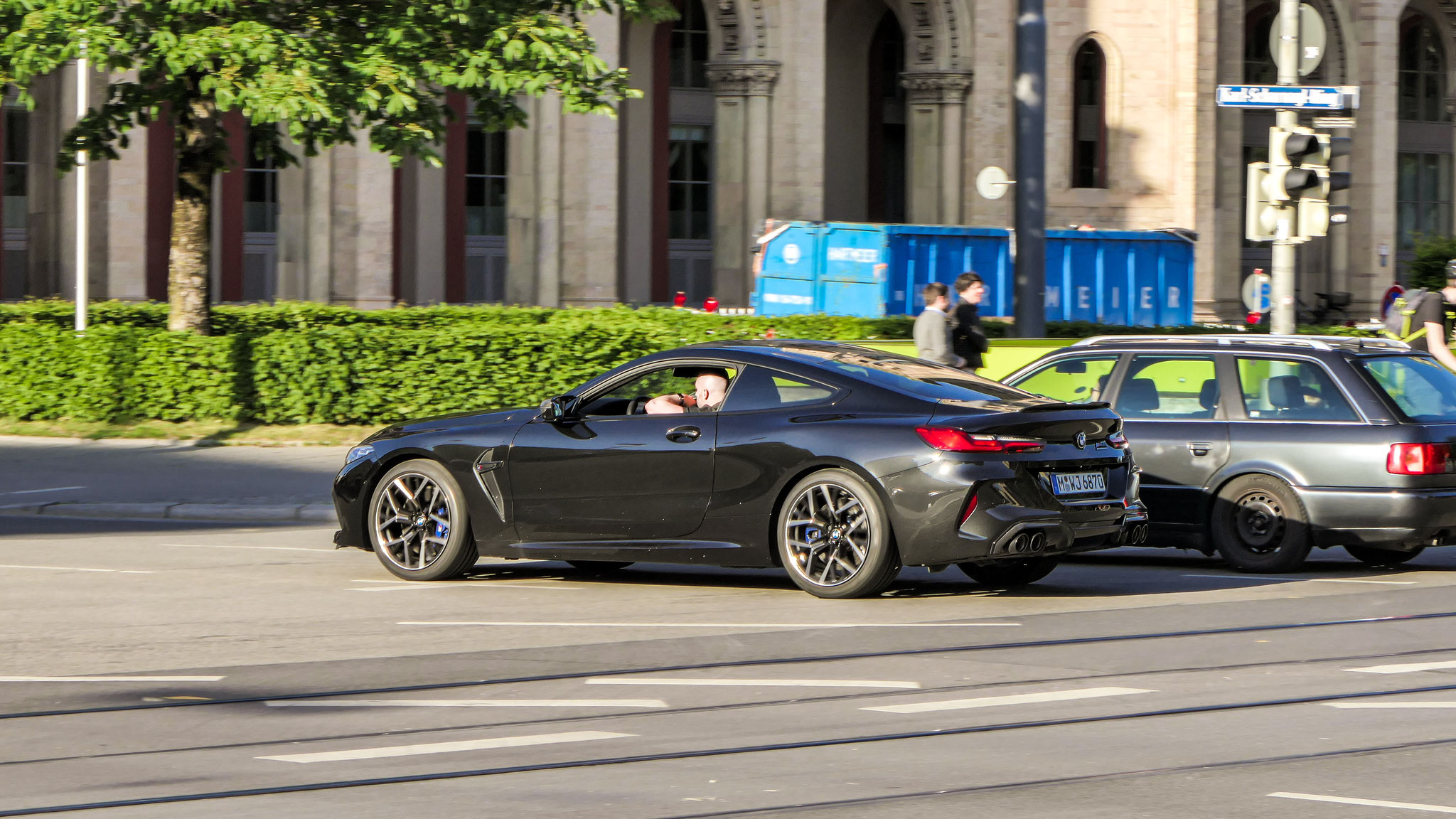 BMW M8 Competition - M-WJ-6870