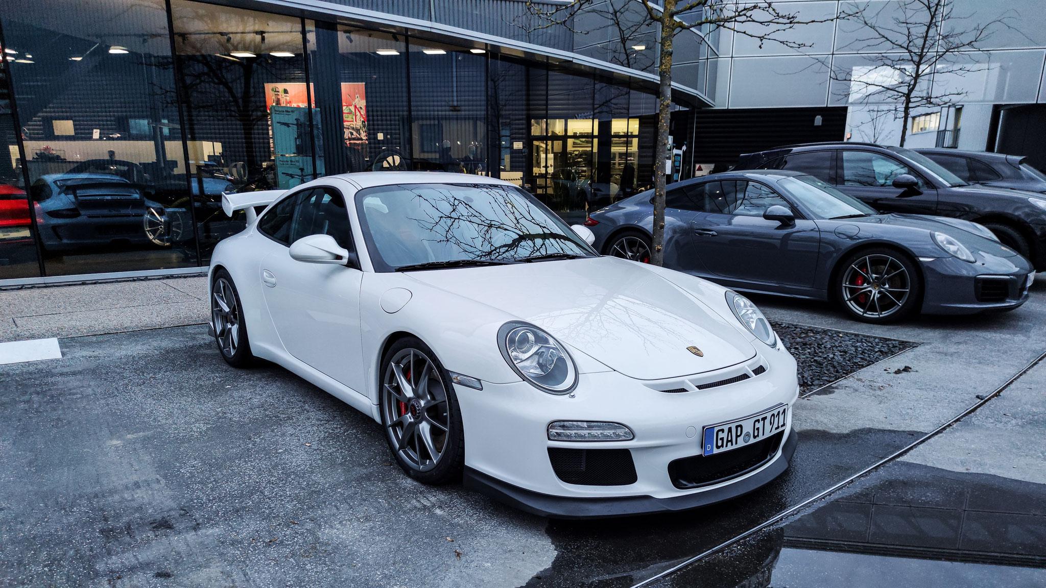 Porsche GT3 997 - GAP-GT-911