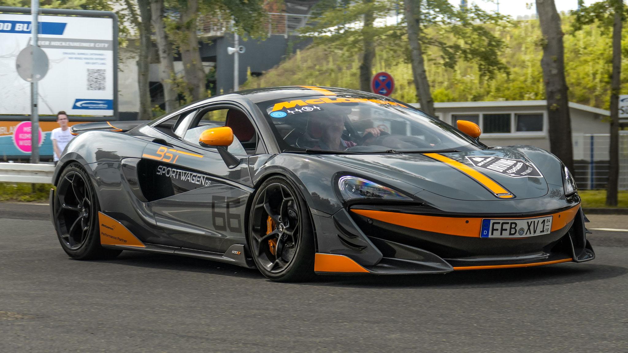 McLaren 600LT - FFB-XV-1