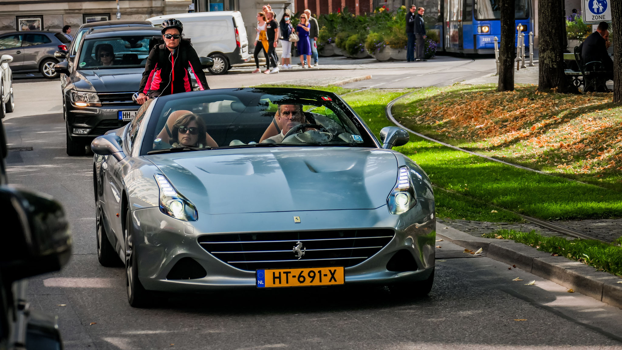 Ferrari California T - HT-691-X (NL)