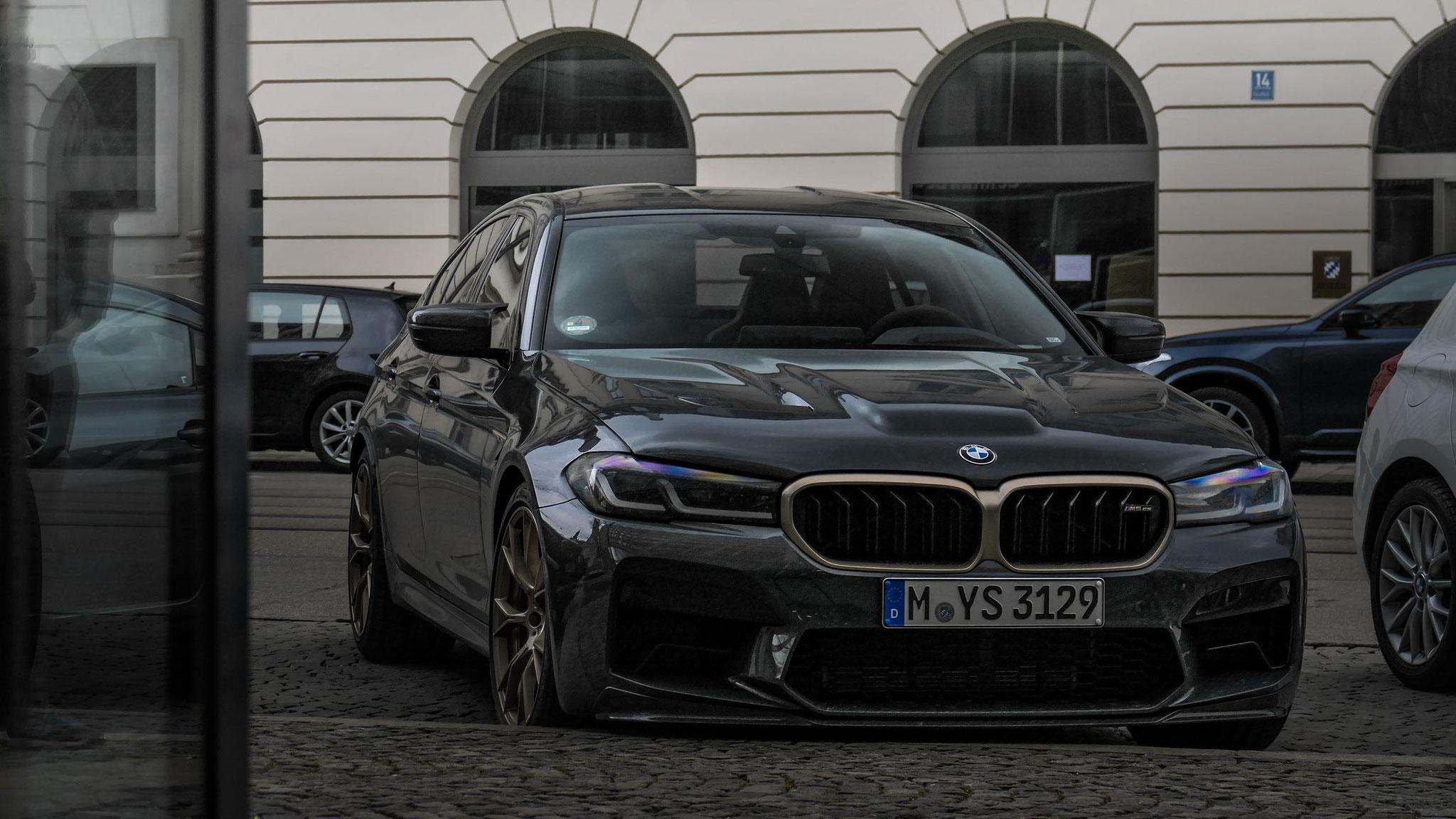BMW M5 CS - M-YS-3129
