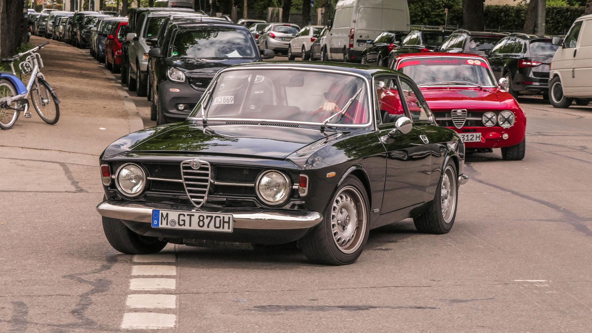 Alfa Romeo Giulia Sprint GT - M-GT-870H