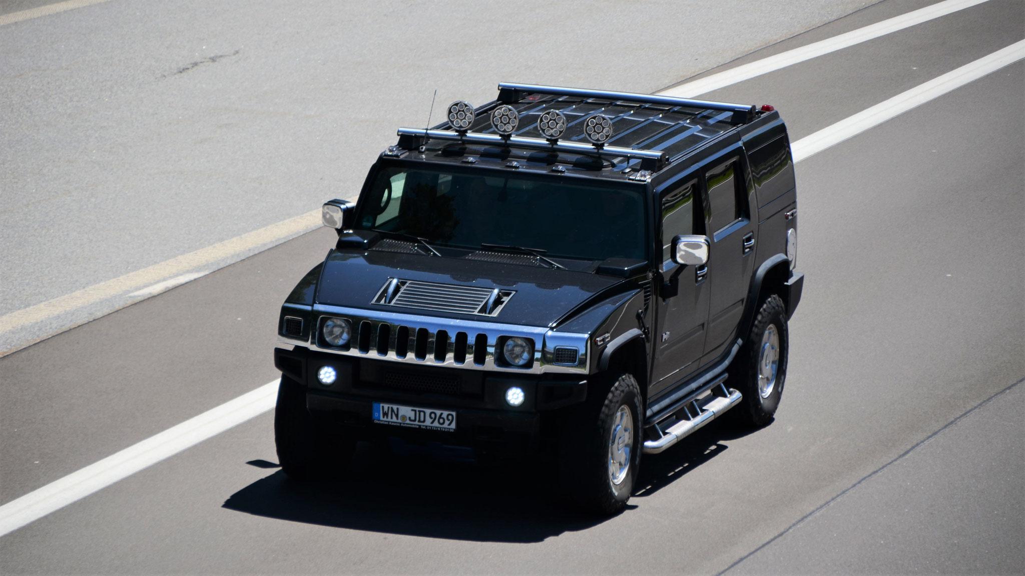 Hummer H2 - WN-JD-969