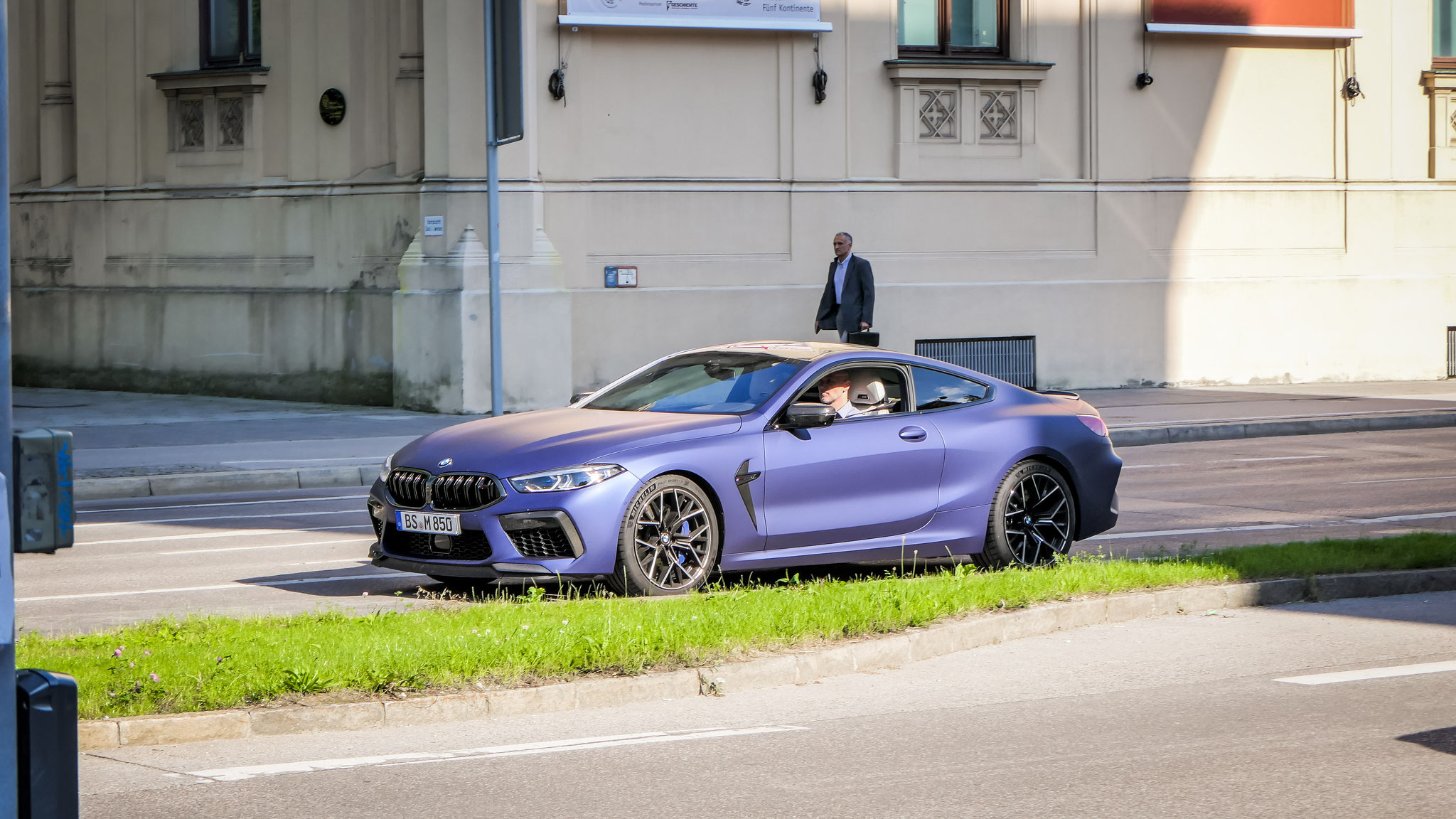 BMW M8 Competition - BS-M-850