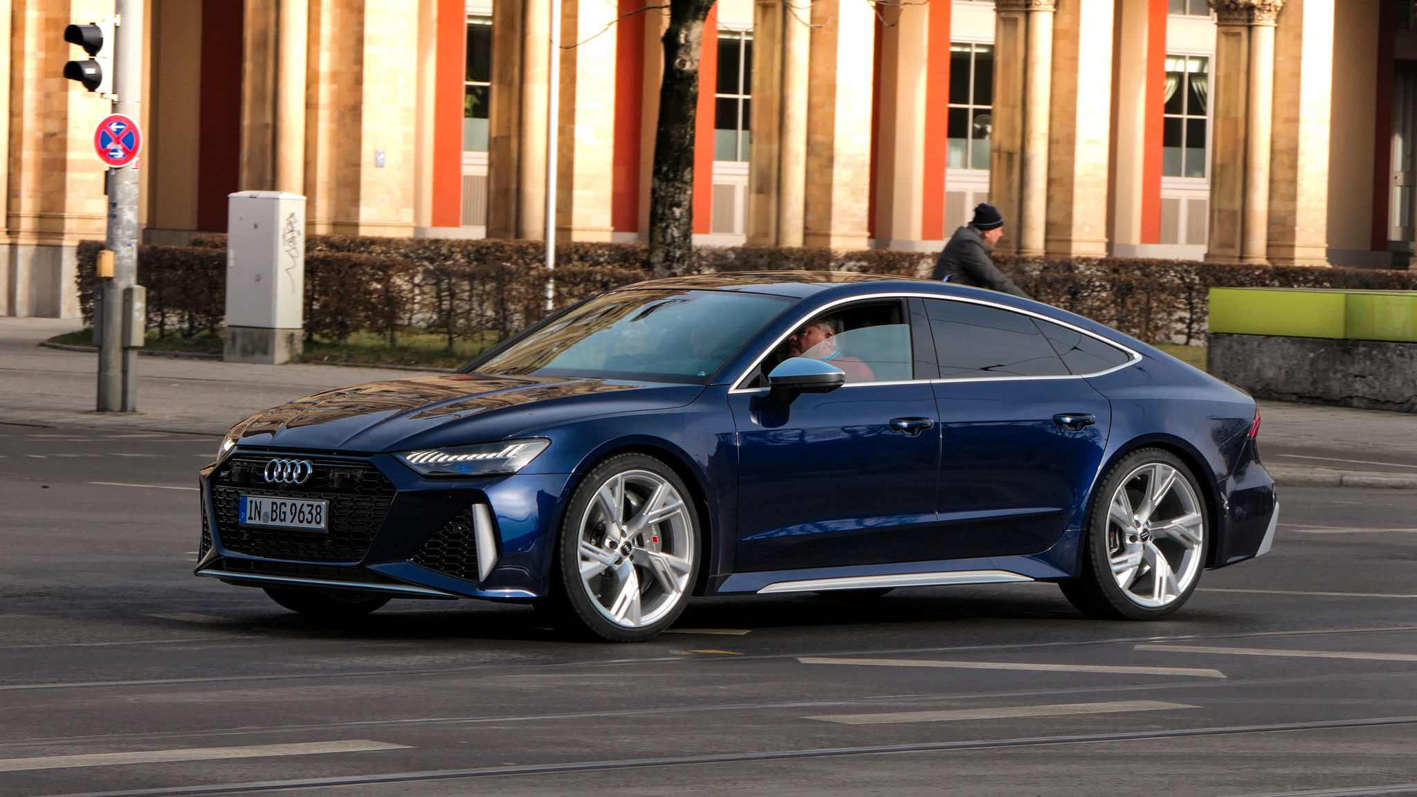Audi RS7 - IN-BG-9638