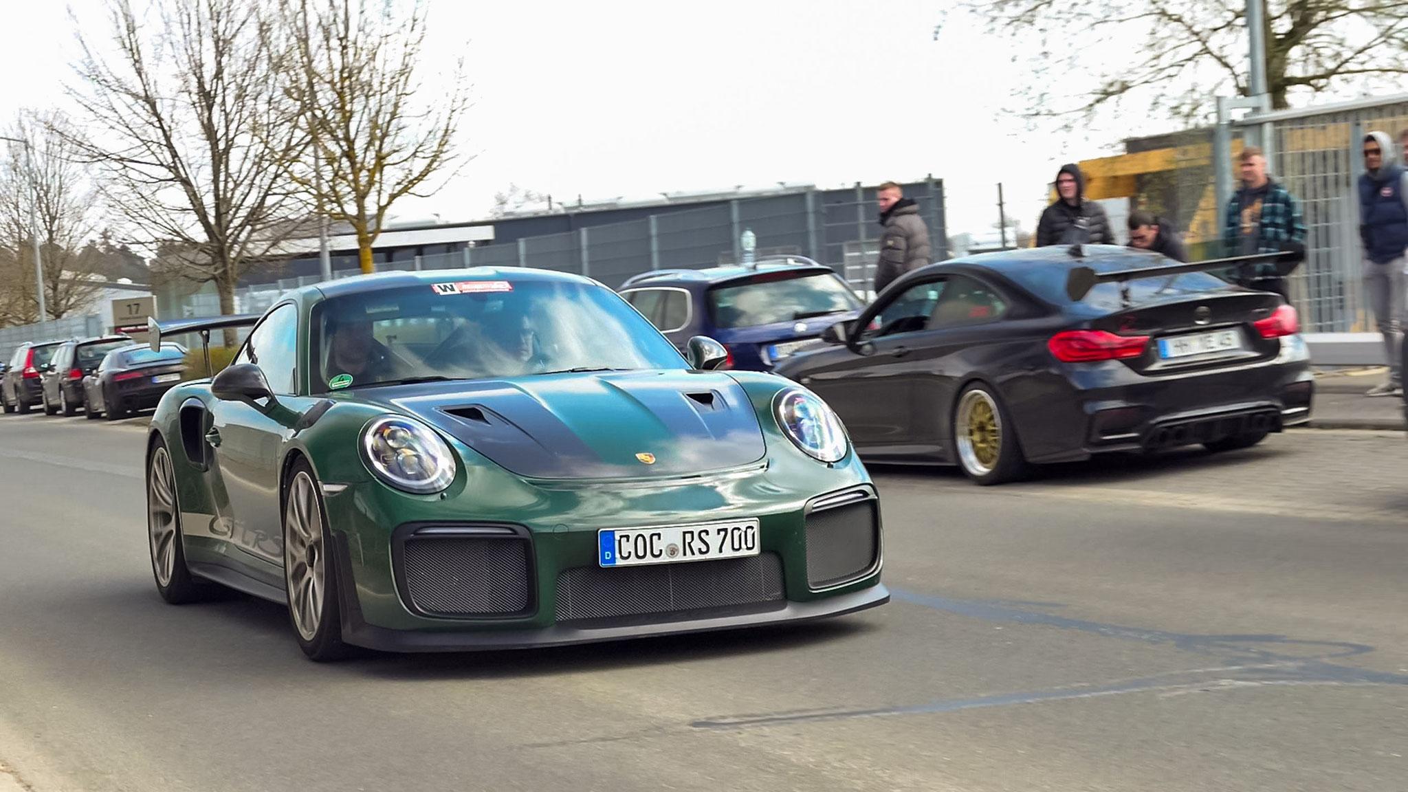 Porsche GT2 RS - COC-RS-700