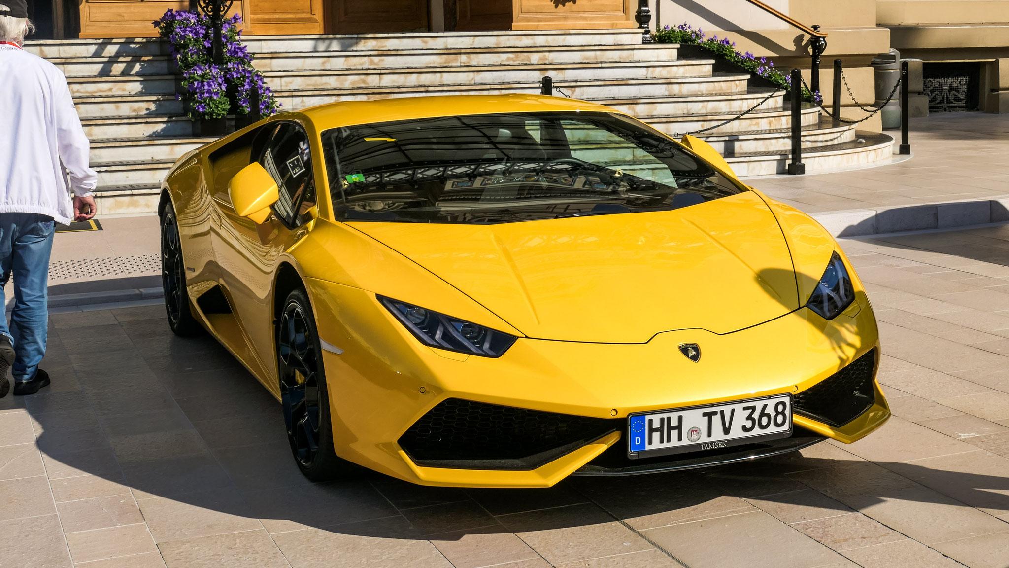 Lamborghini Huracan - HH-TV-368