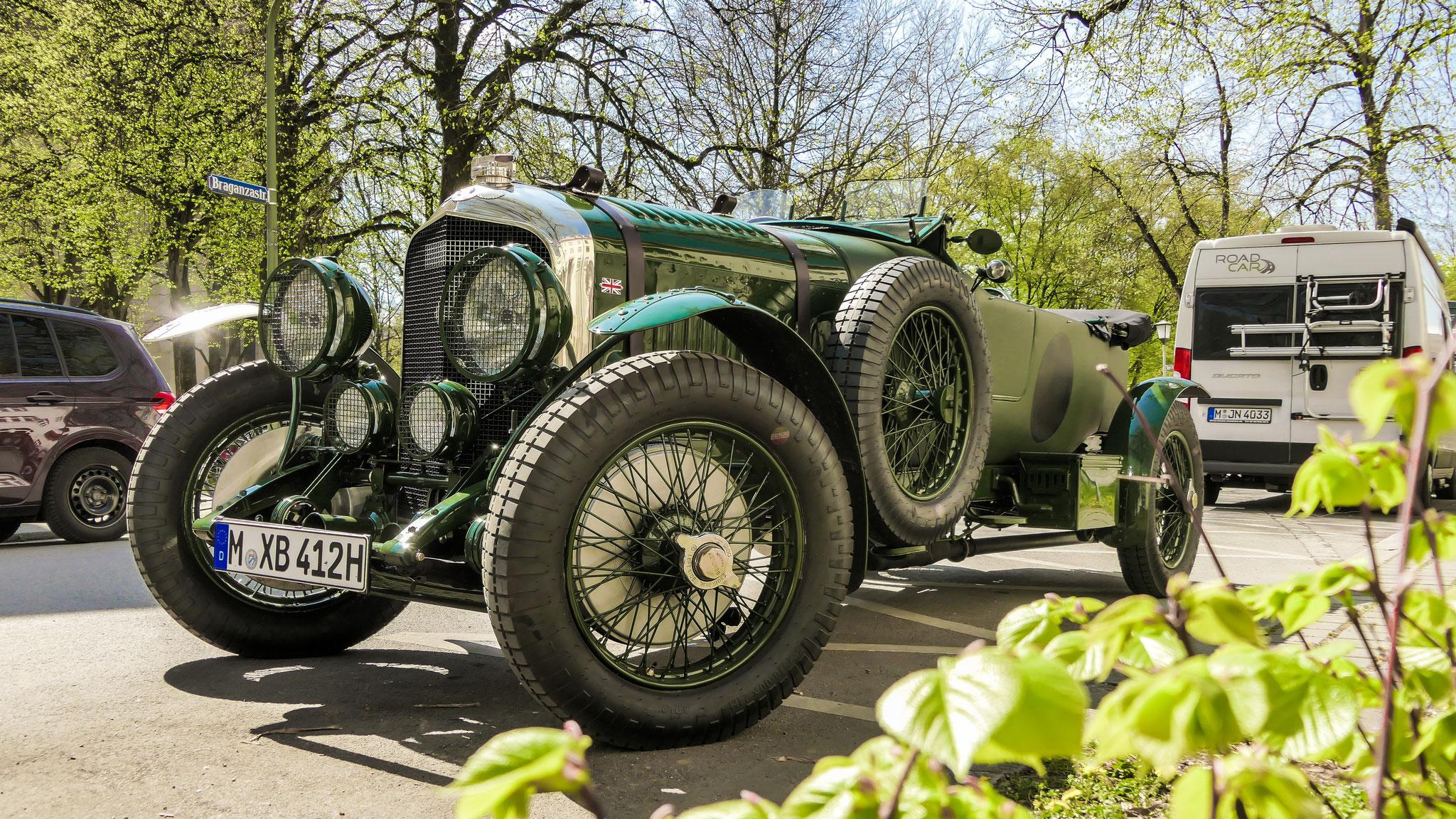 Bentley 4 1/2 Litre - M-XB-412H