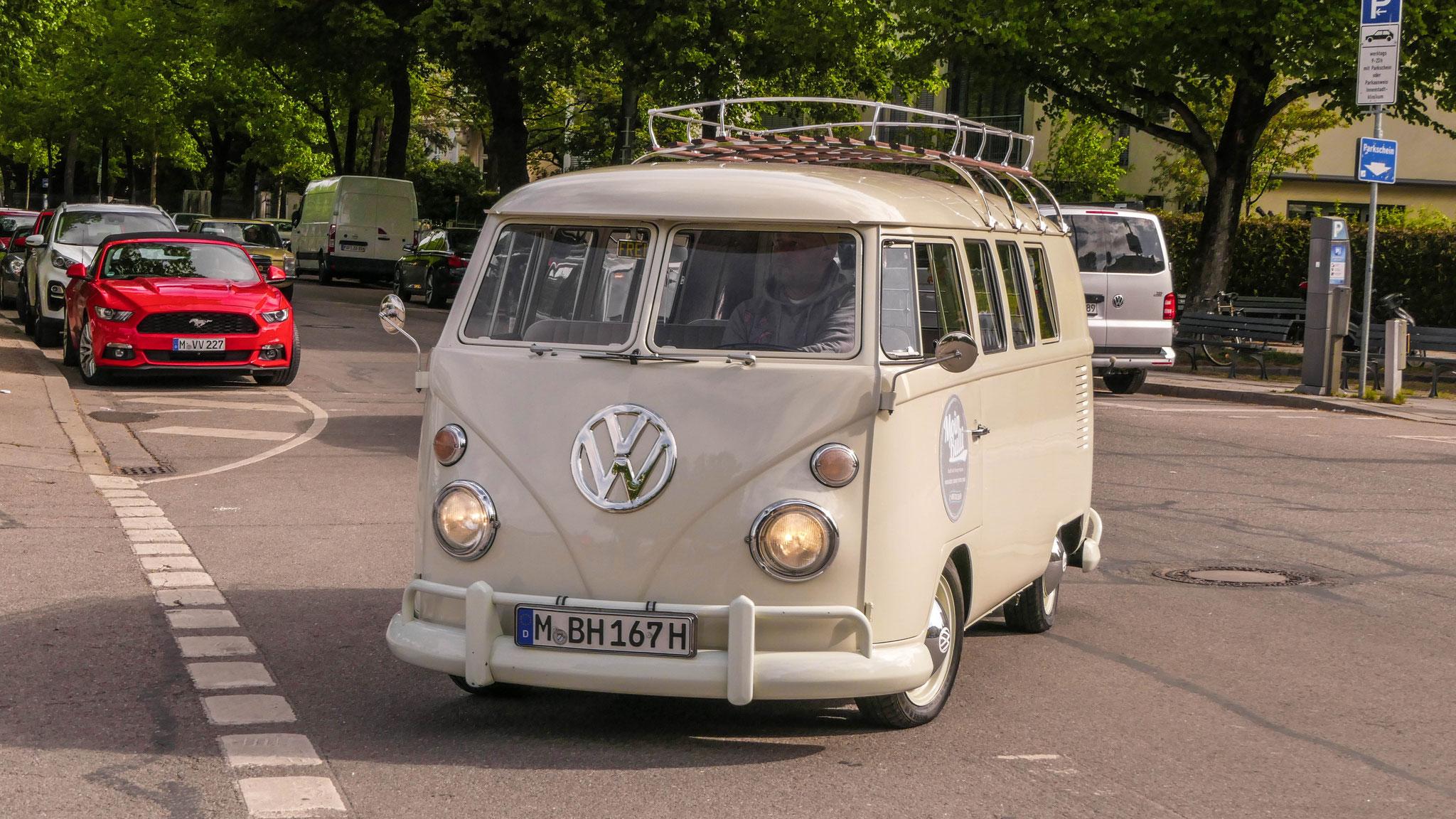 VW T1 - M-BH-167H