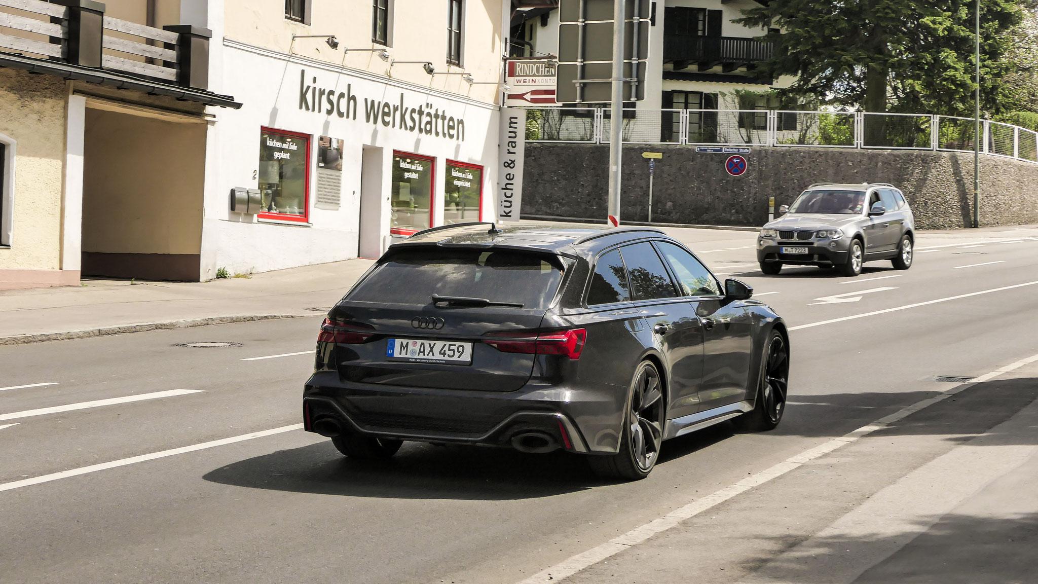 Audi RS6 - M-AX-459