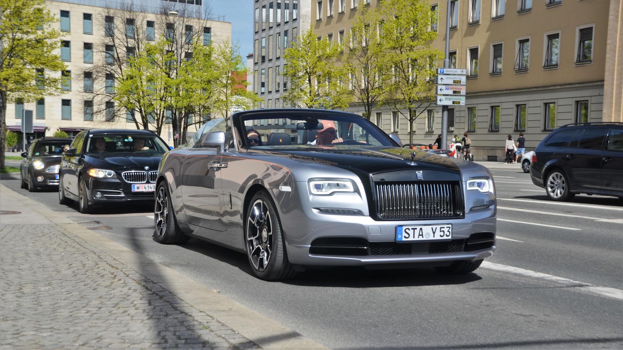 Rolls Royce Dawn - STA-Y-53
