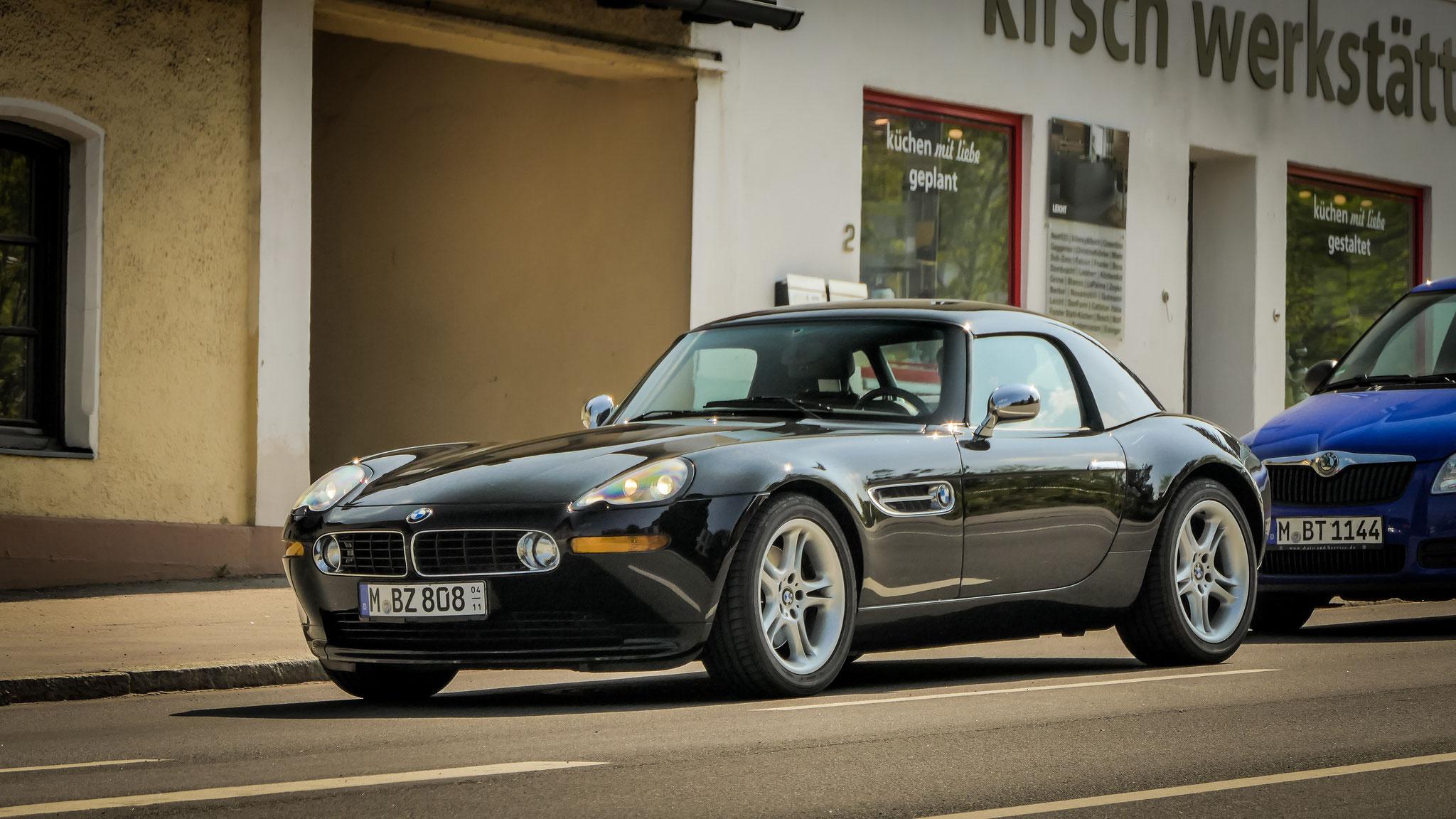 BMW Z8 - M-BZ-808