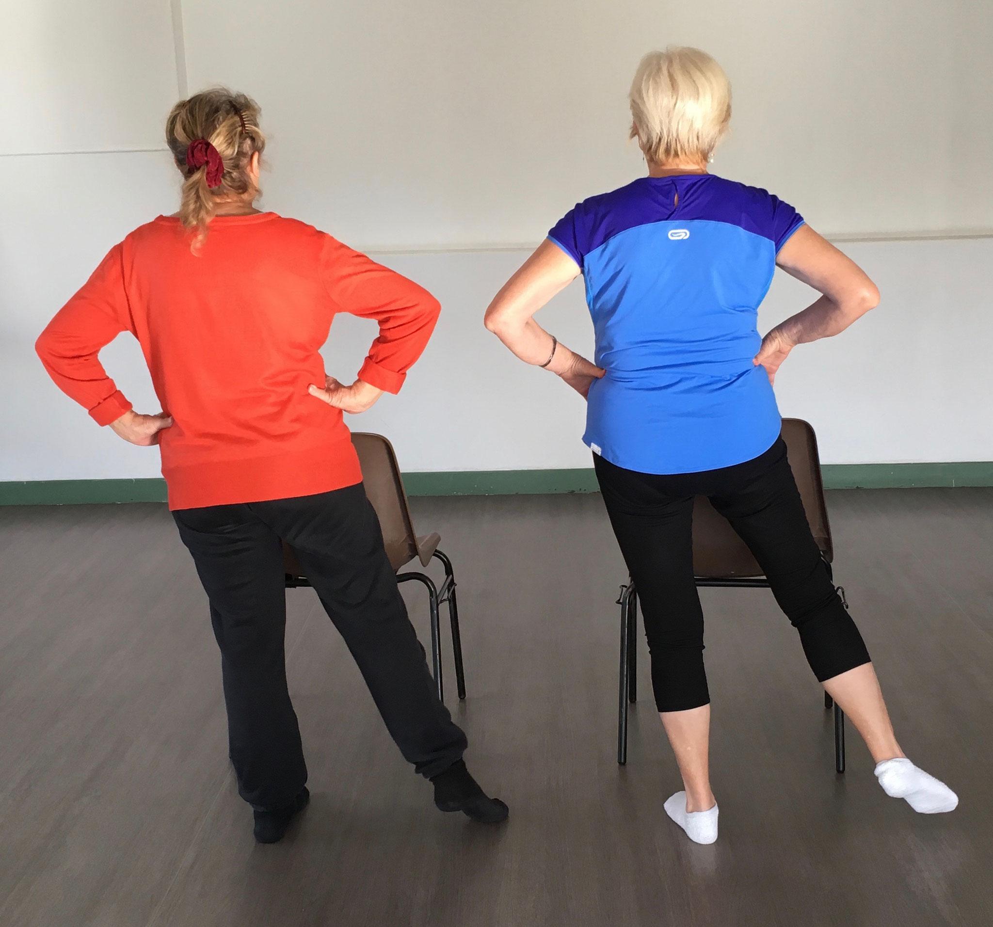 Equilibre et renforcement musculaire