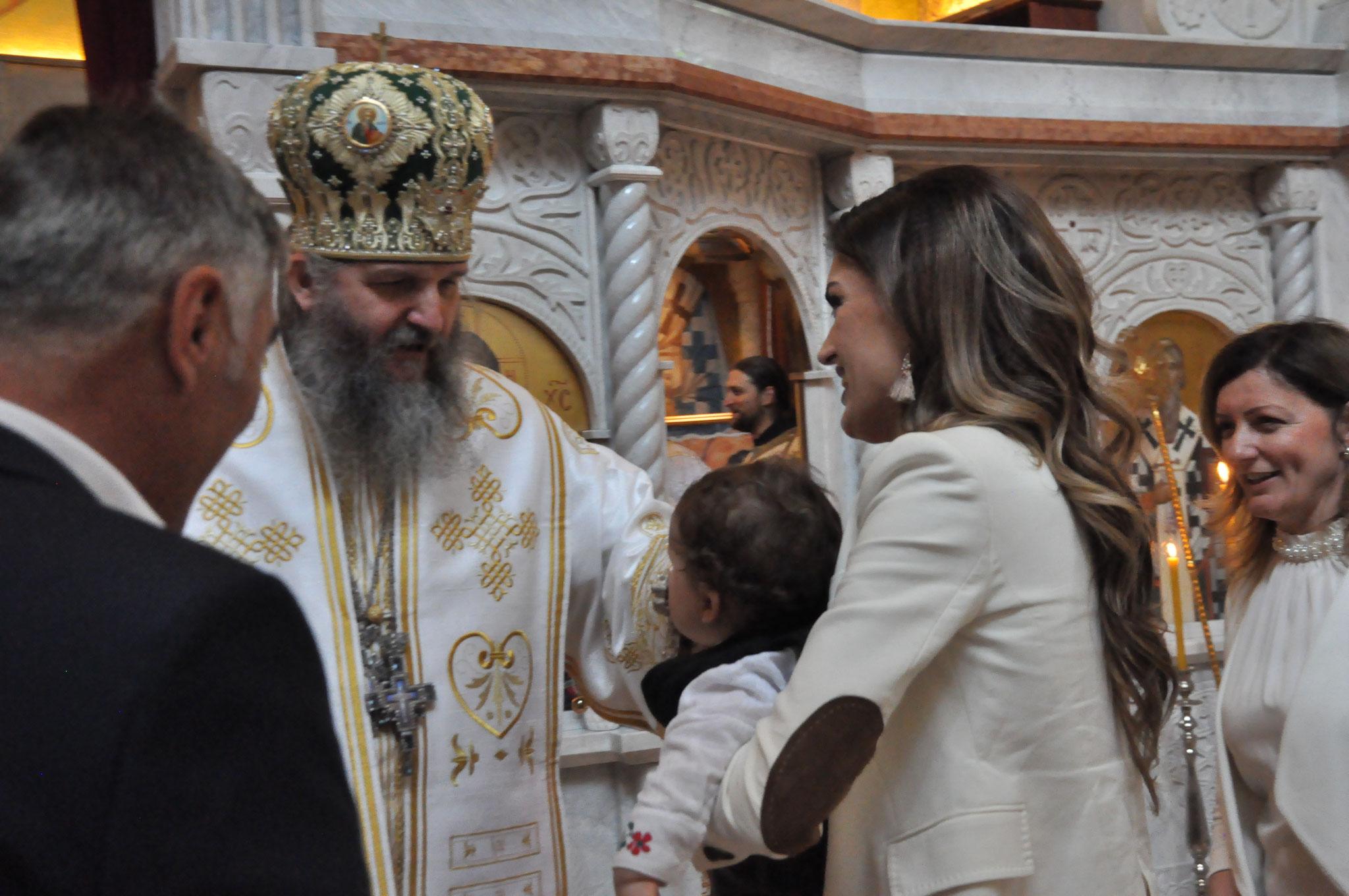 Andrej- Krštenje