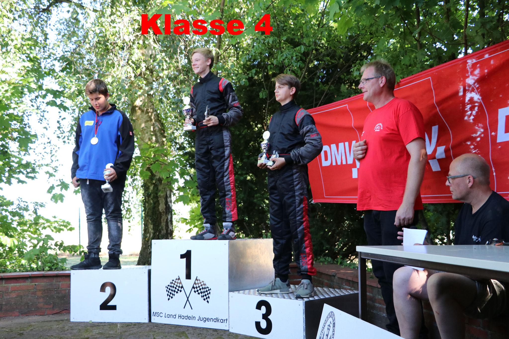 Michel Boje ist Norddeutscher Meister, Joel Selenski auf Platz 3