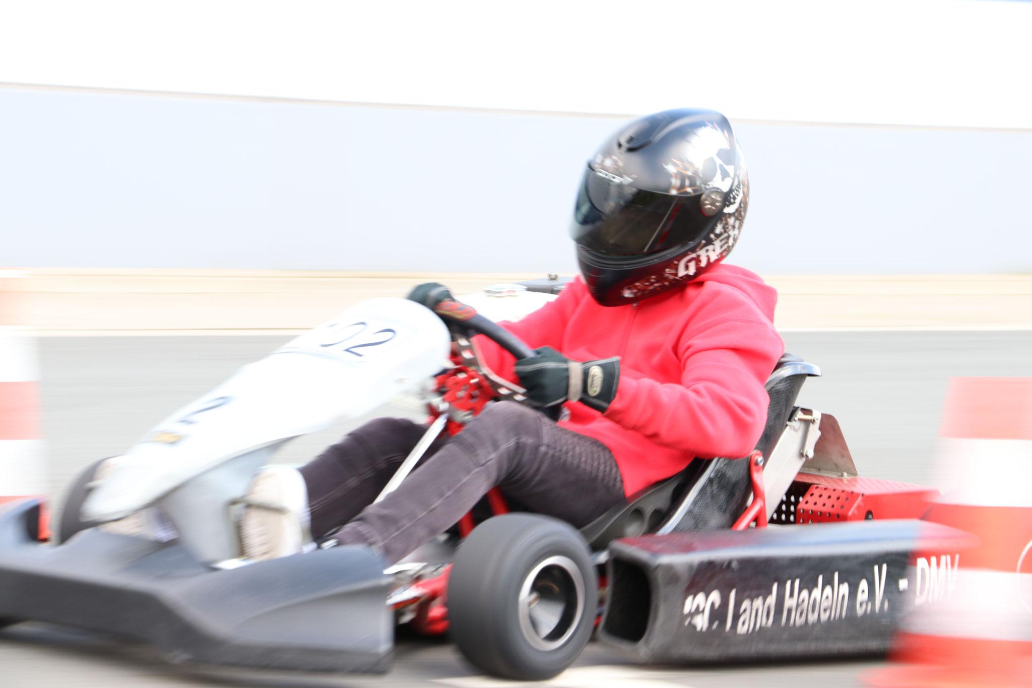 Warmfahrer Kim-Lukas Rohde-Draeseke