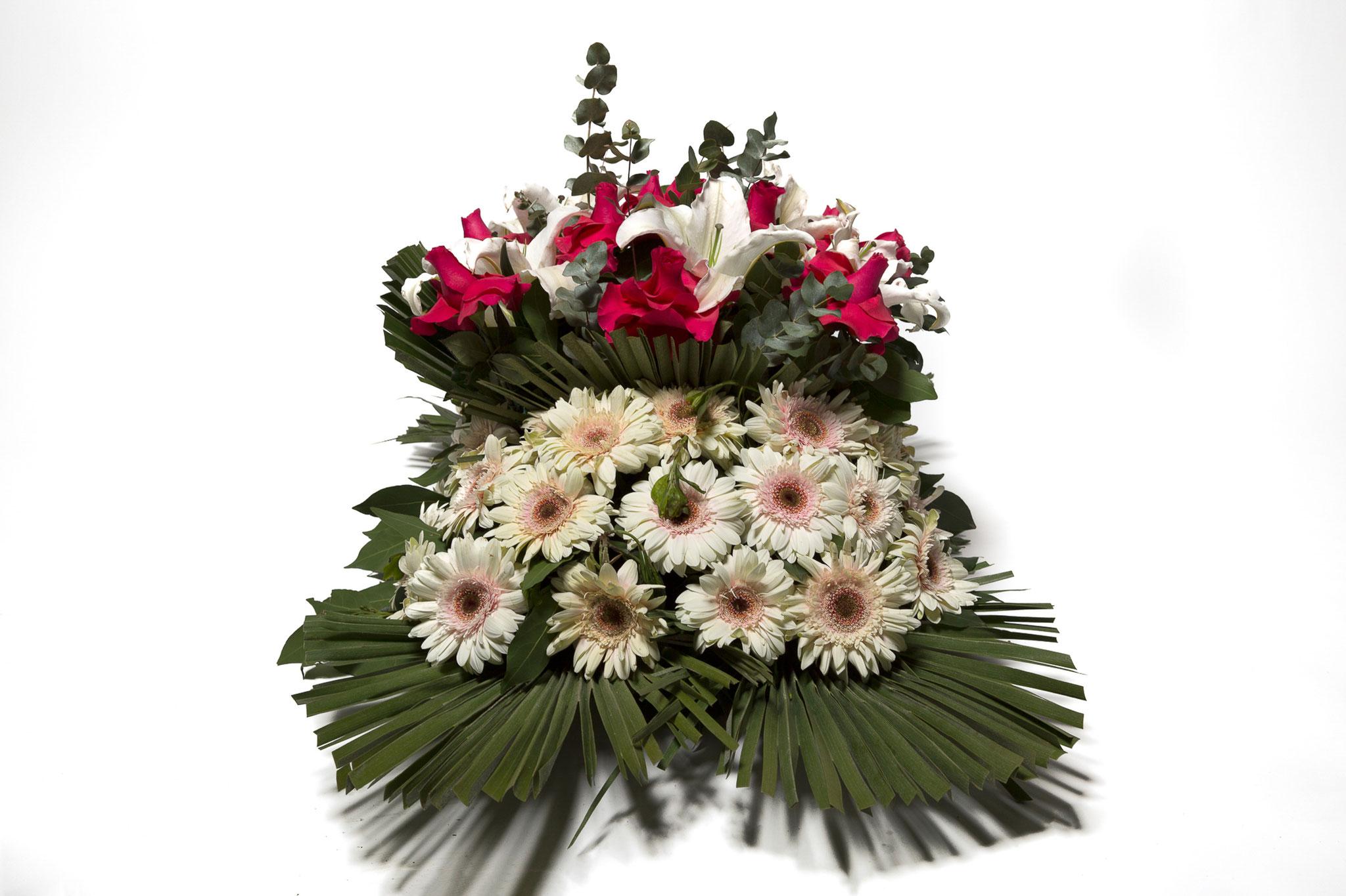 Composizione funebre -Cuscino -  deluxe