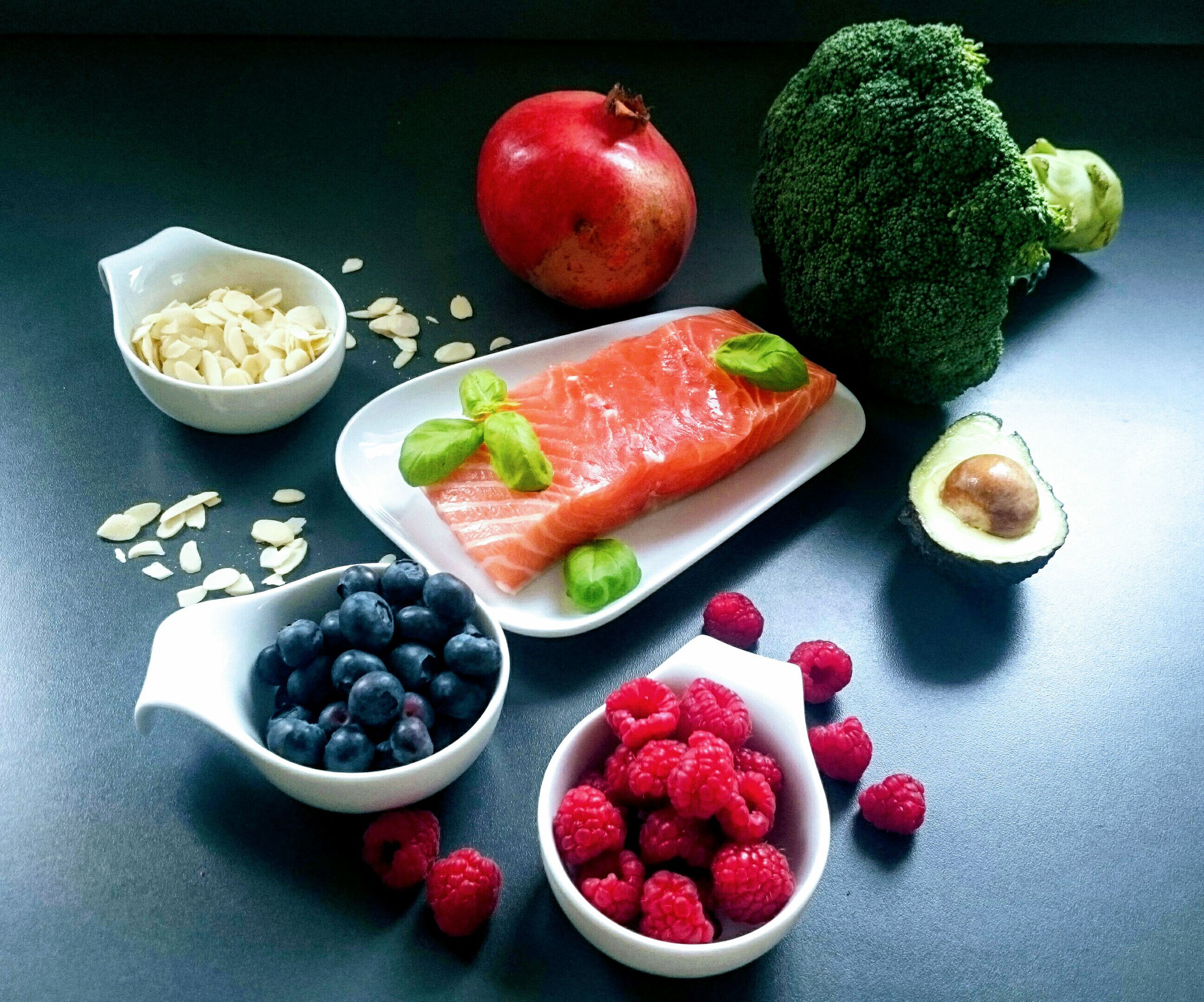 Paleo Ernährungsweise als Baustein für Gesundheit, Fitness und Wohlfühlgewicht.