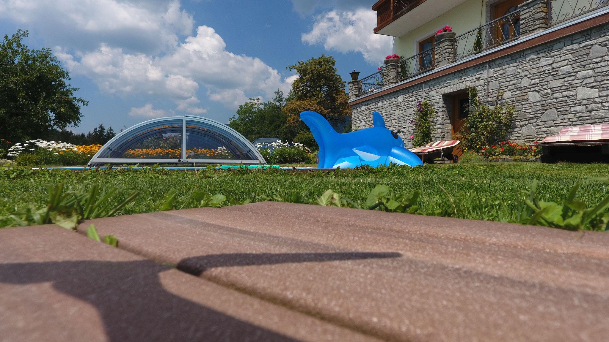 Schwimmbad Biohof Haus Wieser, Abtenau, Salzburg Land
